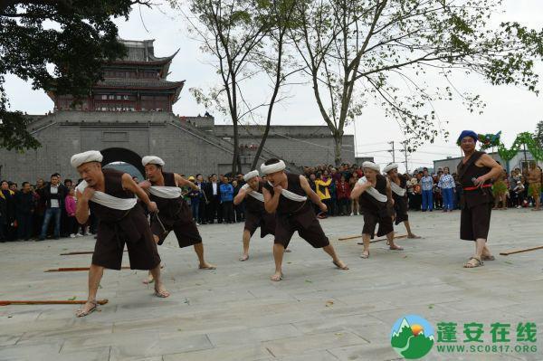 大型纪录片《嘉陵江》文化旅游考察团走进蓬安县 - 第3张  | 蓬安在线