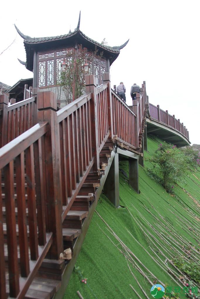 蓬安桑梓火锅公园山顶已对外开放 - 第35张  | 蓬安在线