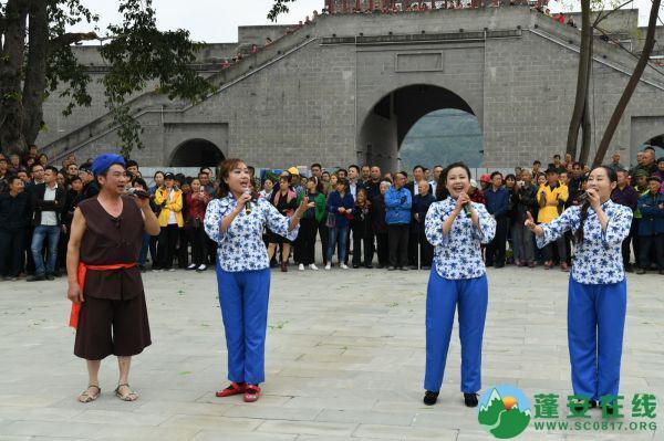 大型纪录片《嘉陵江》文化旅游考察团走进蓬安县 - 第4张  | 蓬安在线