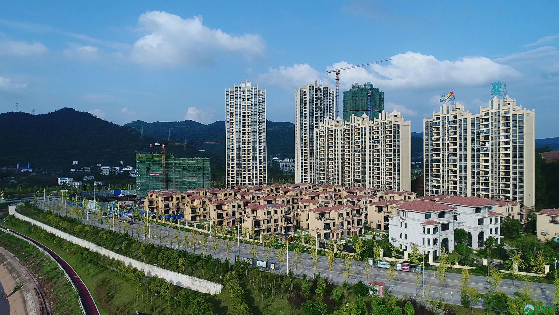 蓬安滨河新城新相貌 - 第4张  | 蓬安在线