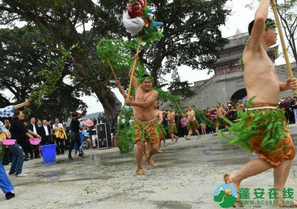 大型纪录片《嘉陵江》文化旅游考察团走进蓬安县 - 第5张  | 蓬安在线