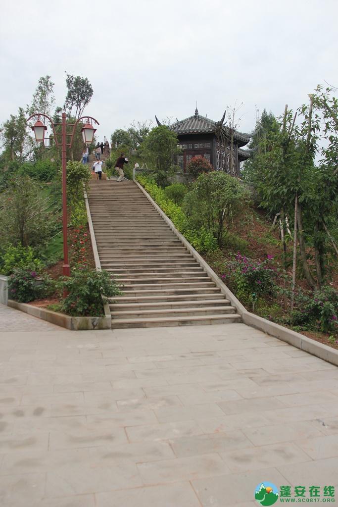 蓬安桑梓火锅公园山顶已对外开放 - 第55张  | 蓬安在线