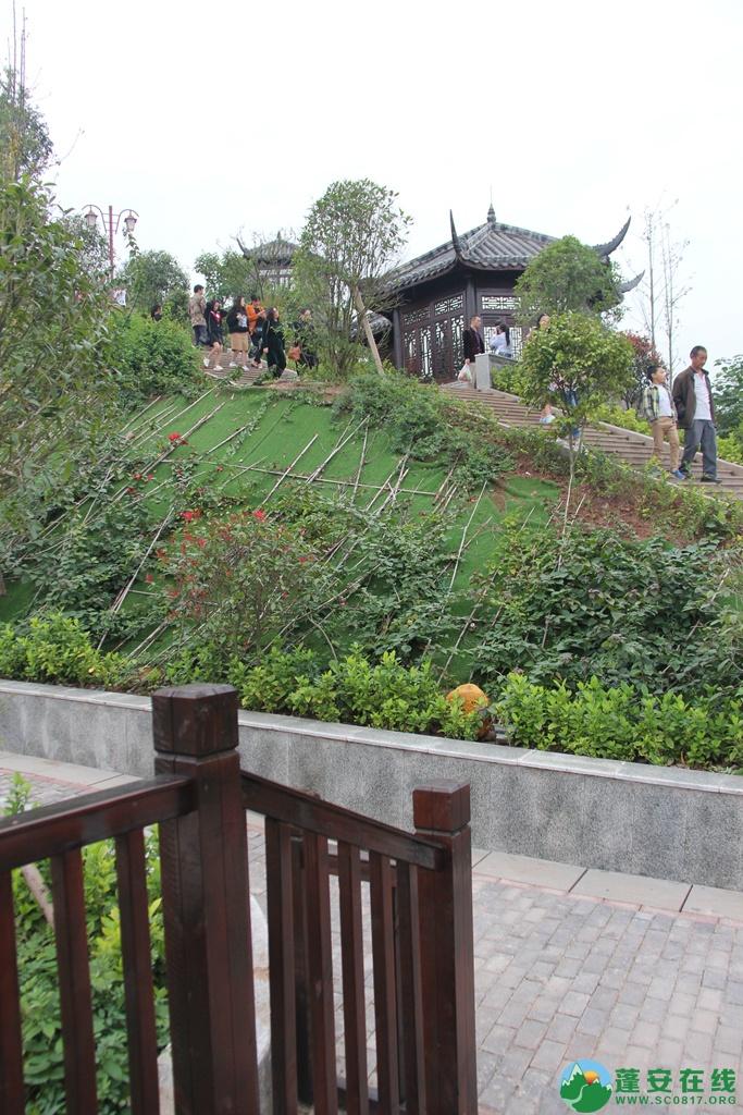蓬安桑梓火锅公园山顶已对外开放 - 第58张  | 蓬安在线