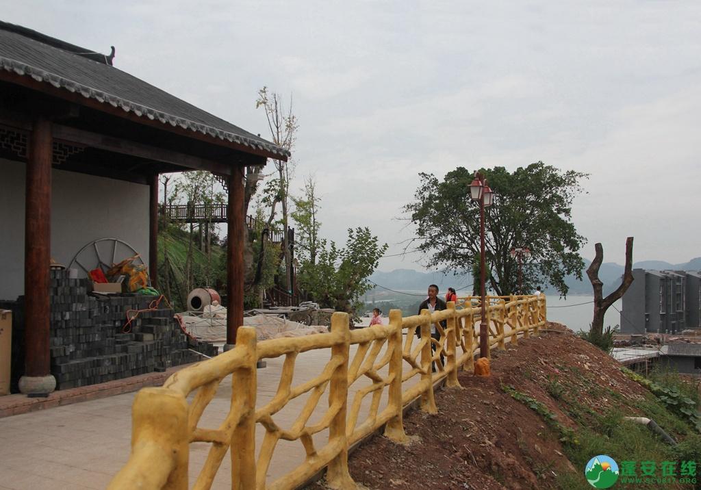 蓬安桑梓火锅公园山顶已对外开放 - 第60张  | 蓬安在线