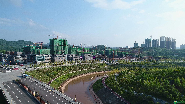 蓬安滨河新城新相貌 - 第8张  | 蓬安在线