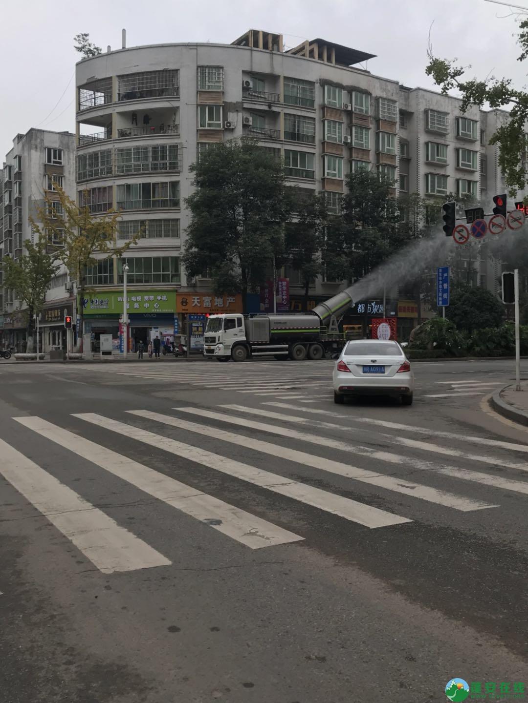 蓬安正式引用雾化降尘车辆 - 第1张  | 蓬安在线