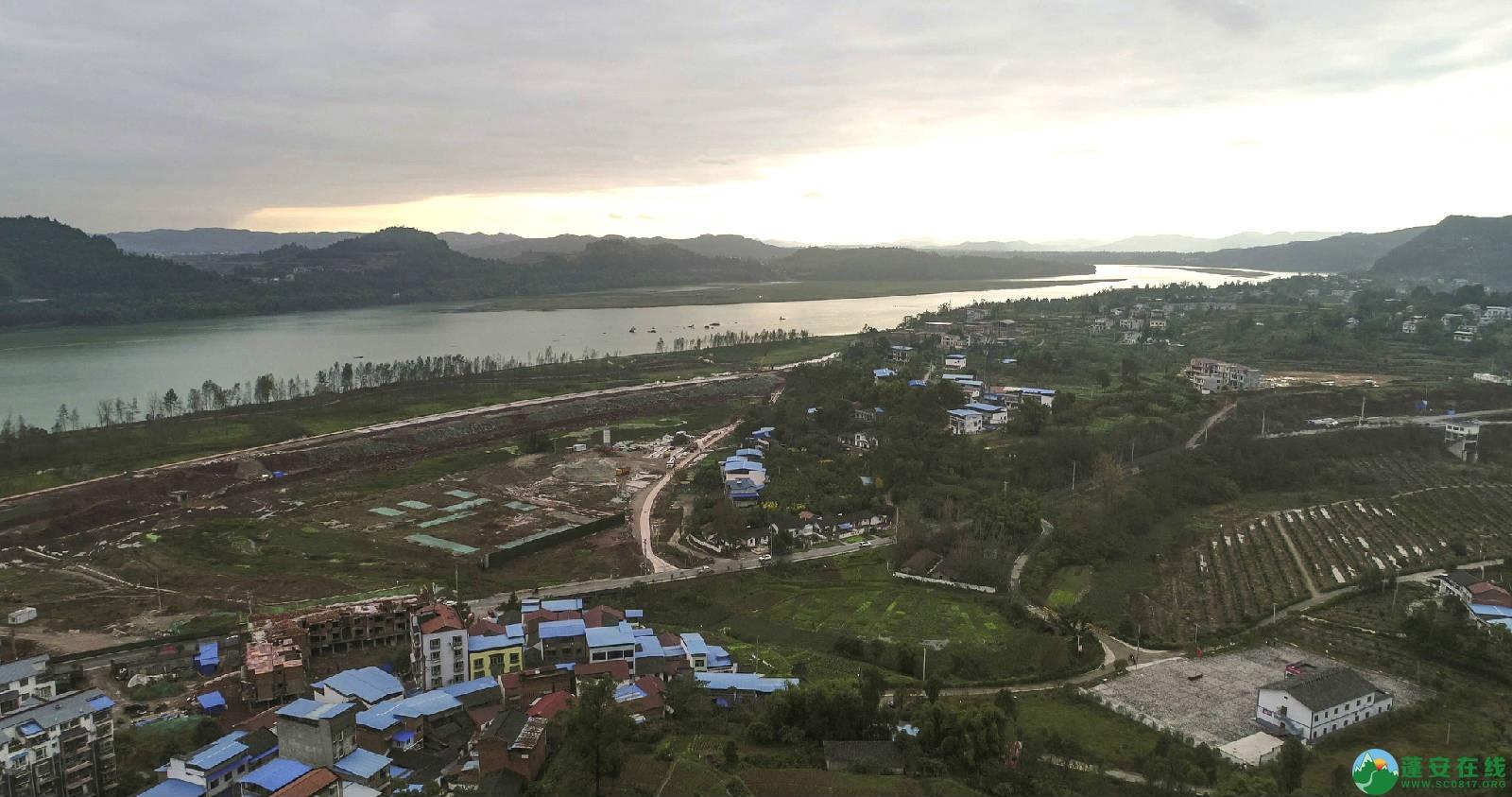 蓬安县锦屏镇建设新况 - 第1张  | 蓬安在线