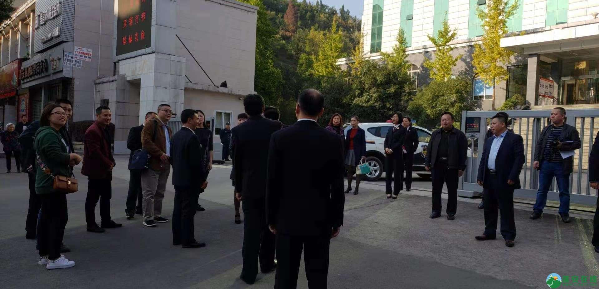蓬安县人民检察院12309检察服务中心正式宣告挂牌成立 - 第10张  | 蓬安在线