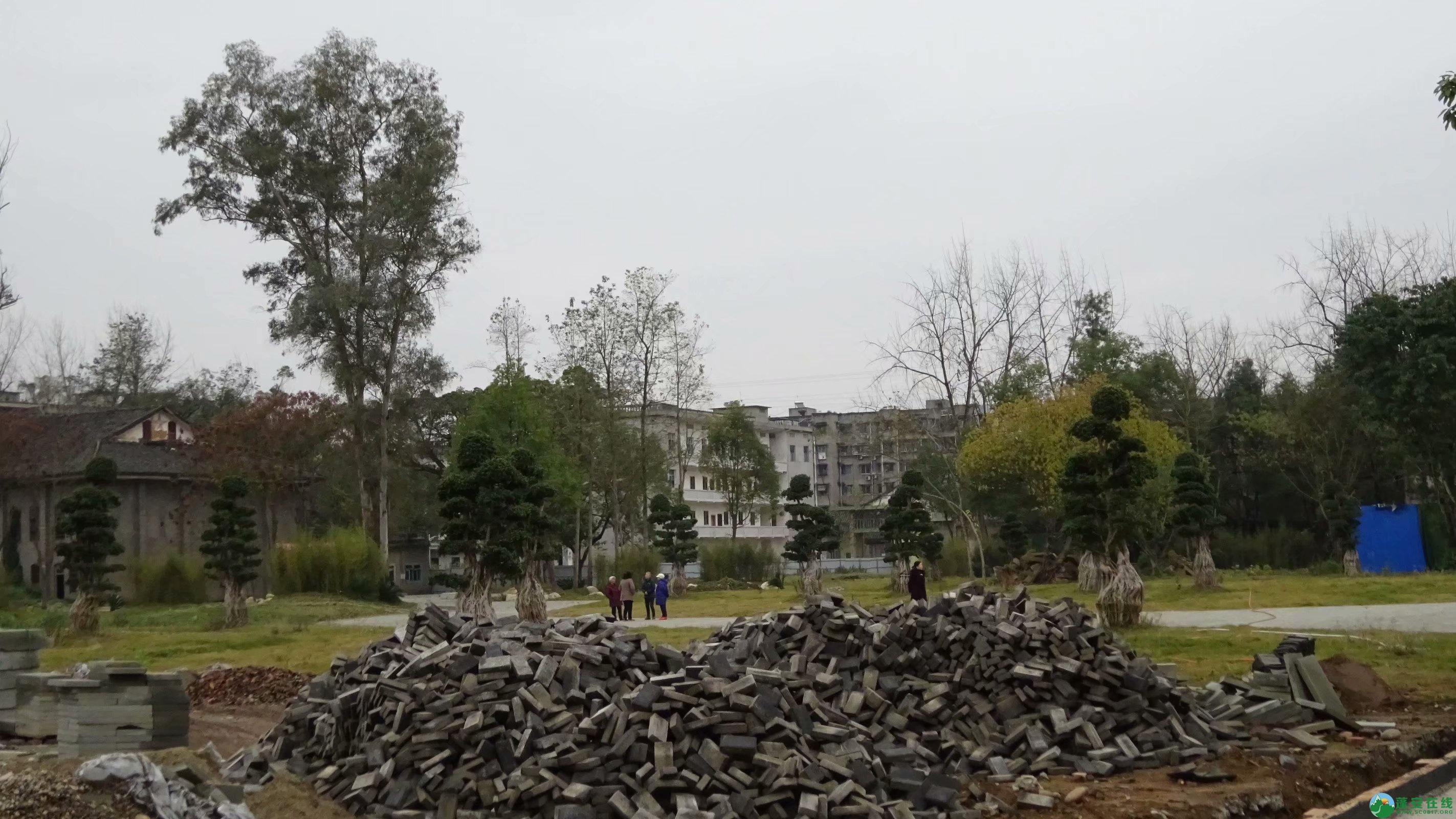 蓬安县锦屏镇相如故城最新进展 - 第5张  | 蓬安在线