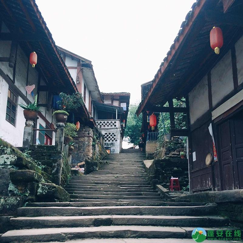 蓬安周子古镇 - 第2张  | 蓬安在线