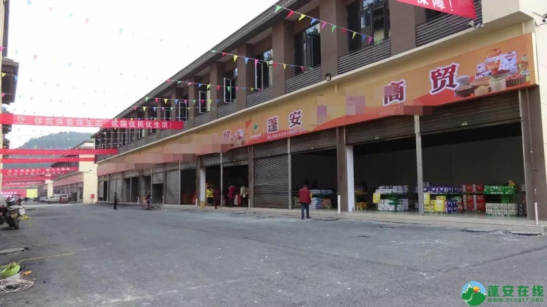 蓬安新建农贸城一览 - 第2张  | 蓬安在线