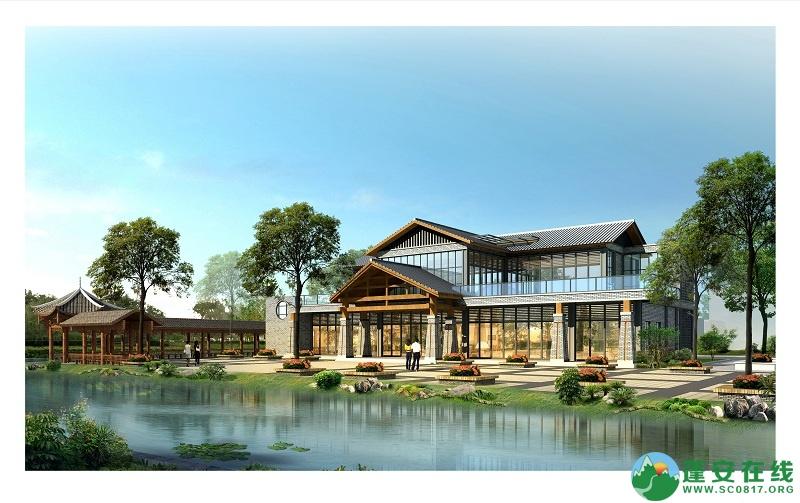 蓬安爱情小镇整体方案预览 - 第4张  | 蓬安在线