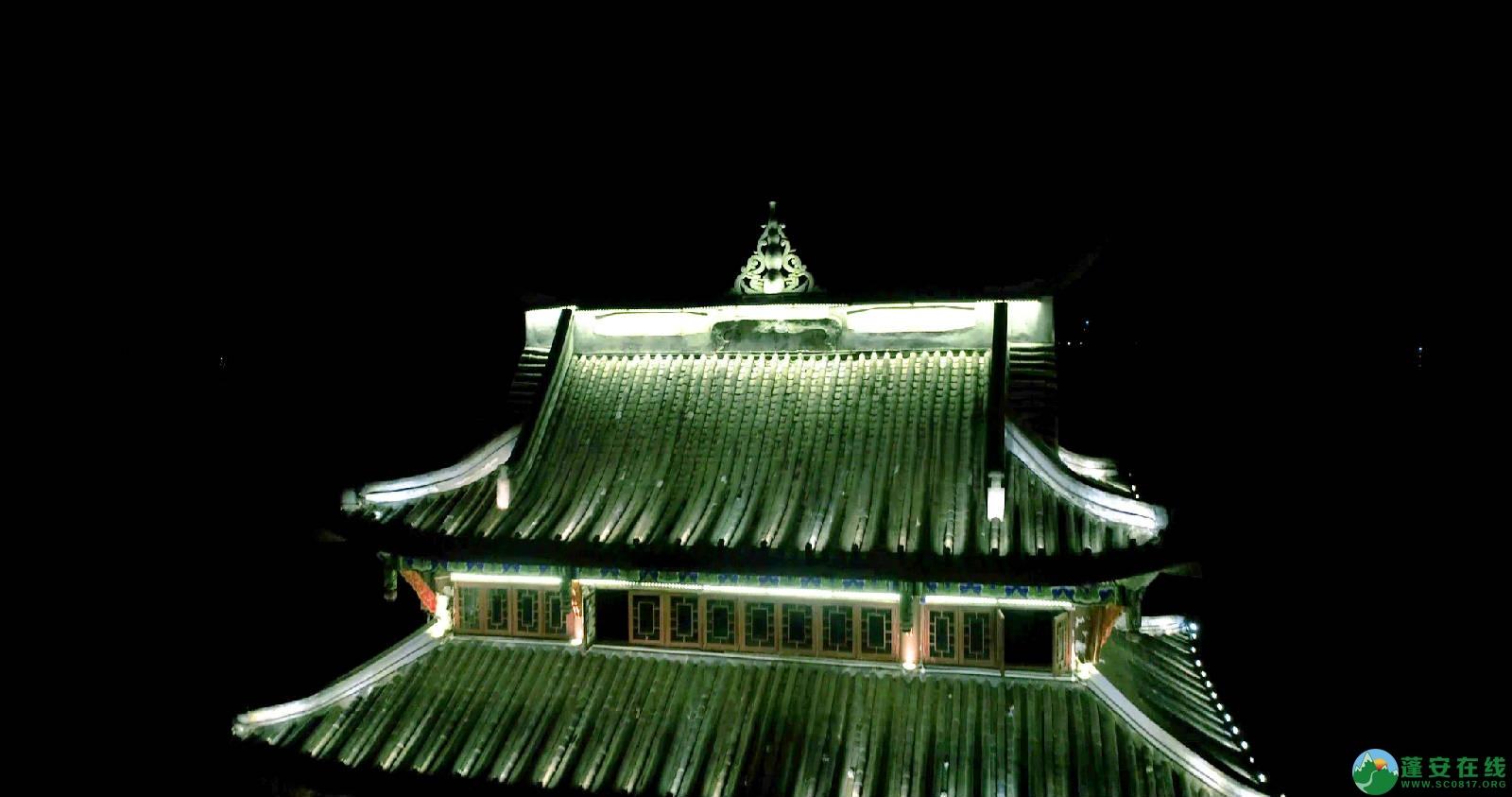 临近春节的蓬安夜色 - 第4张  | 蓬安在线