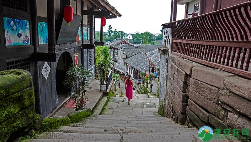 蓬安周子古镇 - 第4张  | 蓬安在线