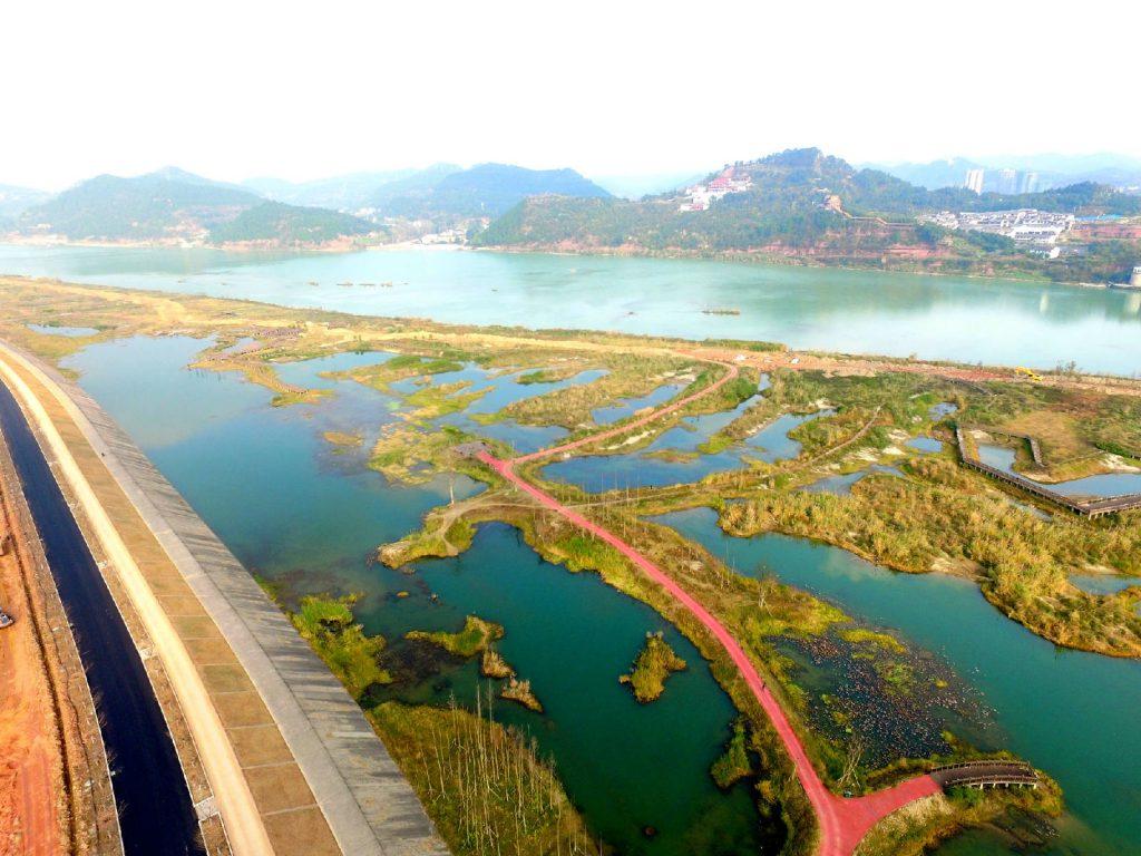 蓬安嘉陵江一桥施工进展 - 第6张  | 蓬安在线