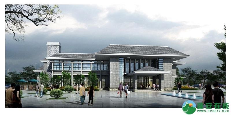 蓬安爱情小镇整体方案预览 - 第3张  | 蓬安在线