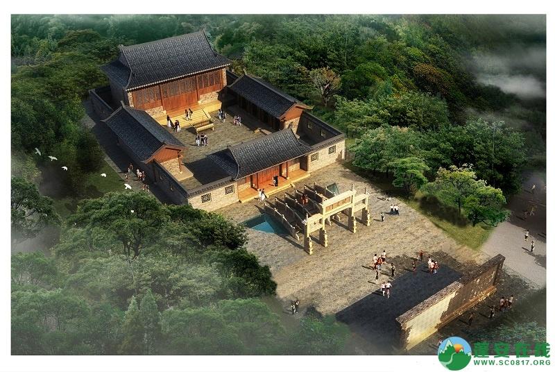 南充蓬安县相如故城整体方案预览 - 第6张  | 蓬安在线