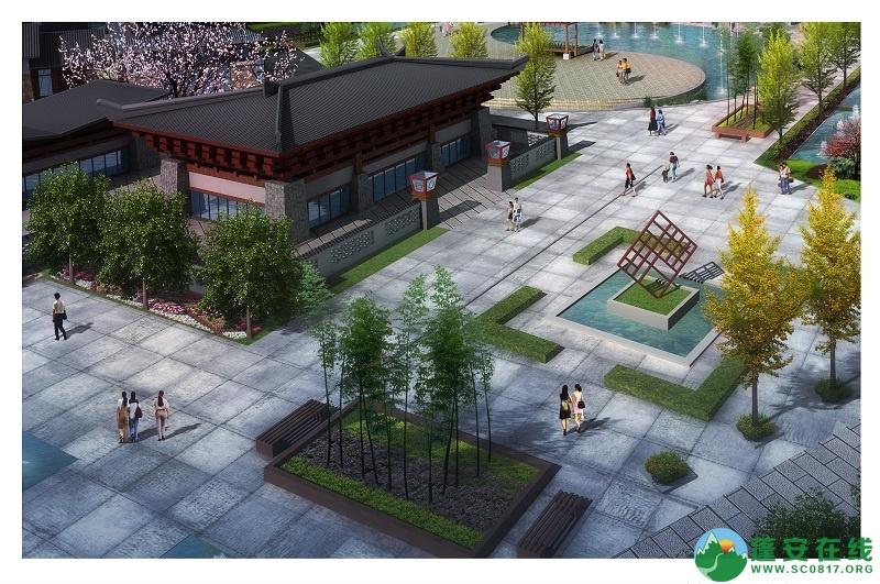 南充蓬安县相如故城整体方案预览 - 第8张  | 蓬安在线