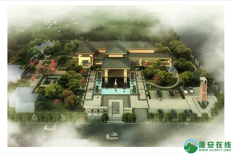 蓬安爱情小镇整体方案预览 - 第8张  | 蓬安在线