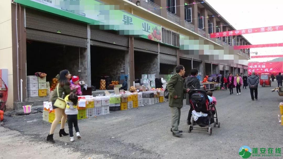 蓬安新建农贸城一览 - 第8张  | 蓬安在线
