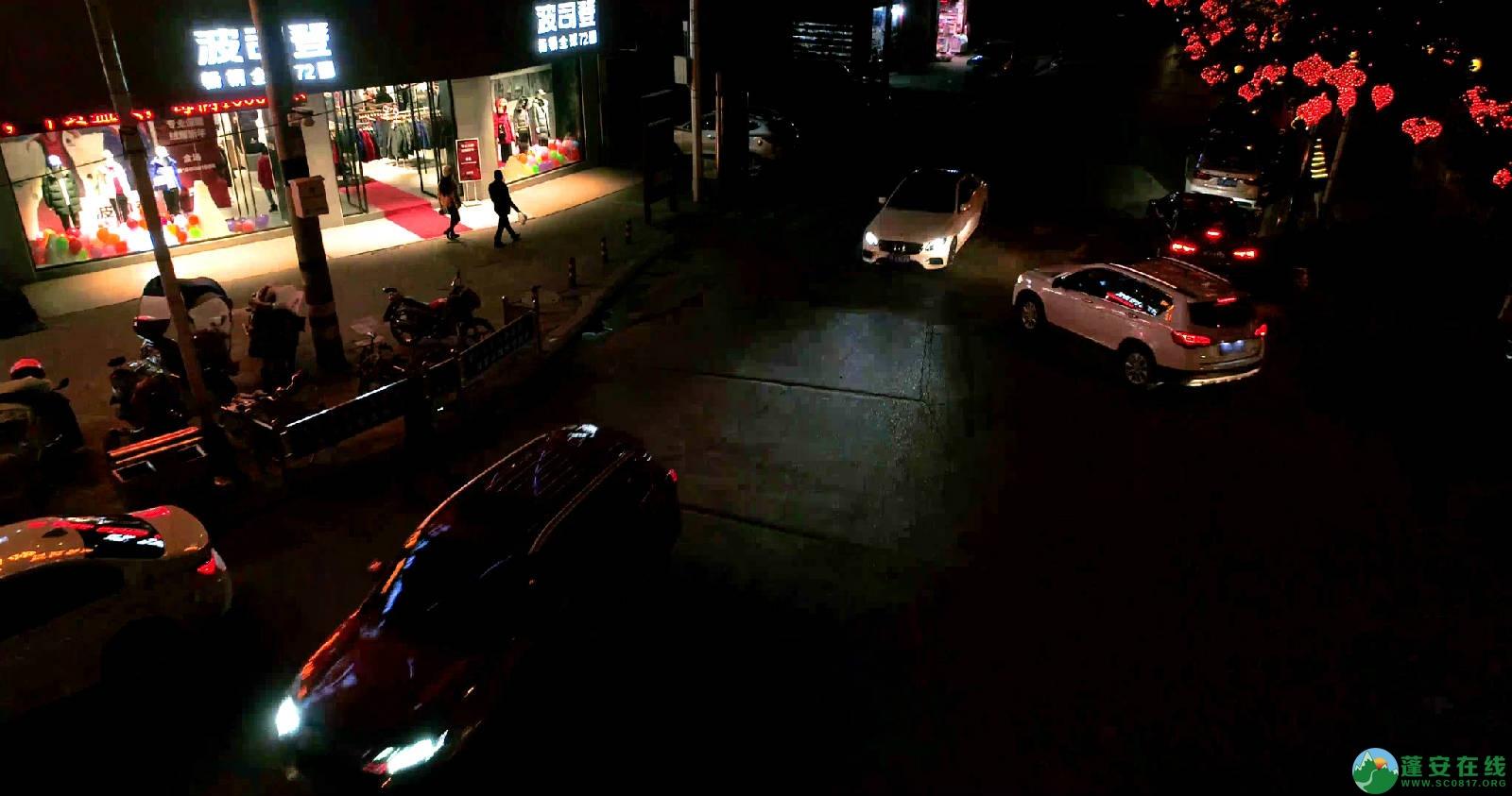 临近春节的蓬安夜色 - 第8张  | 蓬安在线