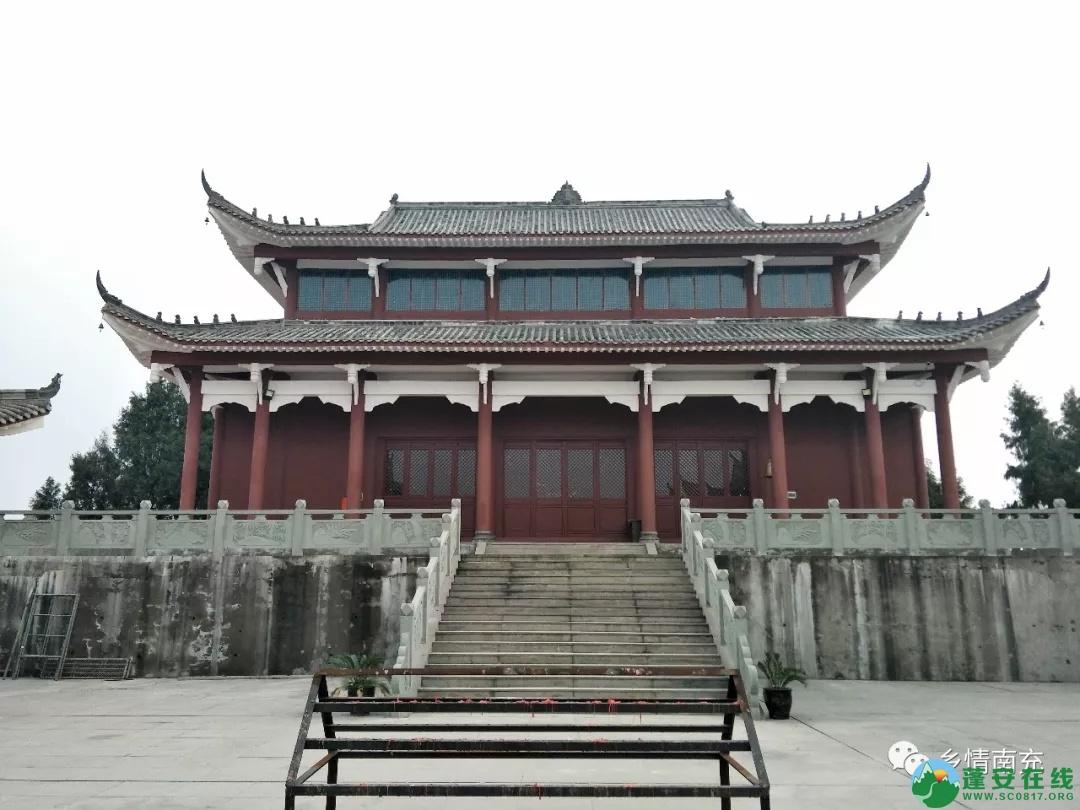 蓬安县正源镇红豆村首个悬空玻璃吊桥正式开放 - 第23张  | 蓬安在线