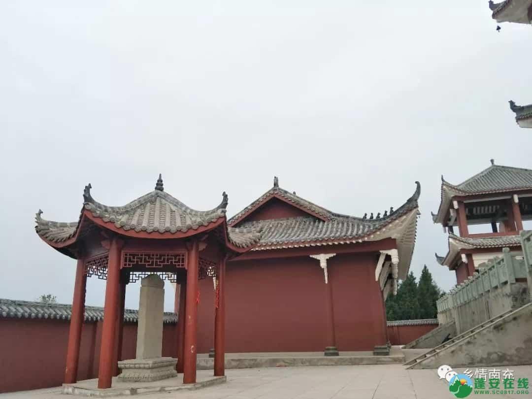 蓬安县正源镇红豆村首个悬空玻璃吊桥正式开放 - 第24张  | 蓬安在线