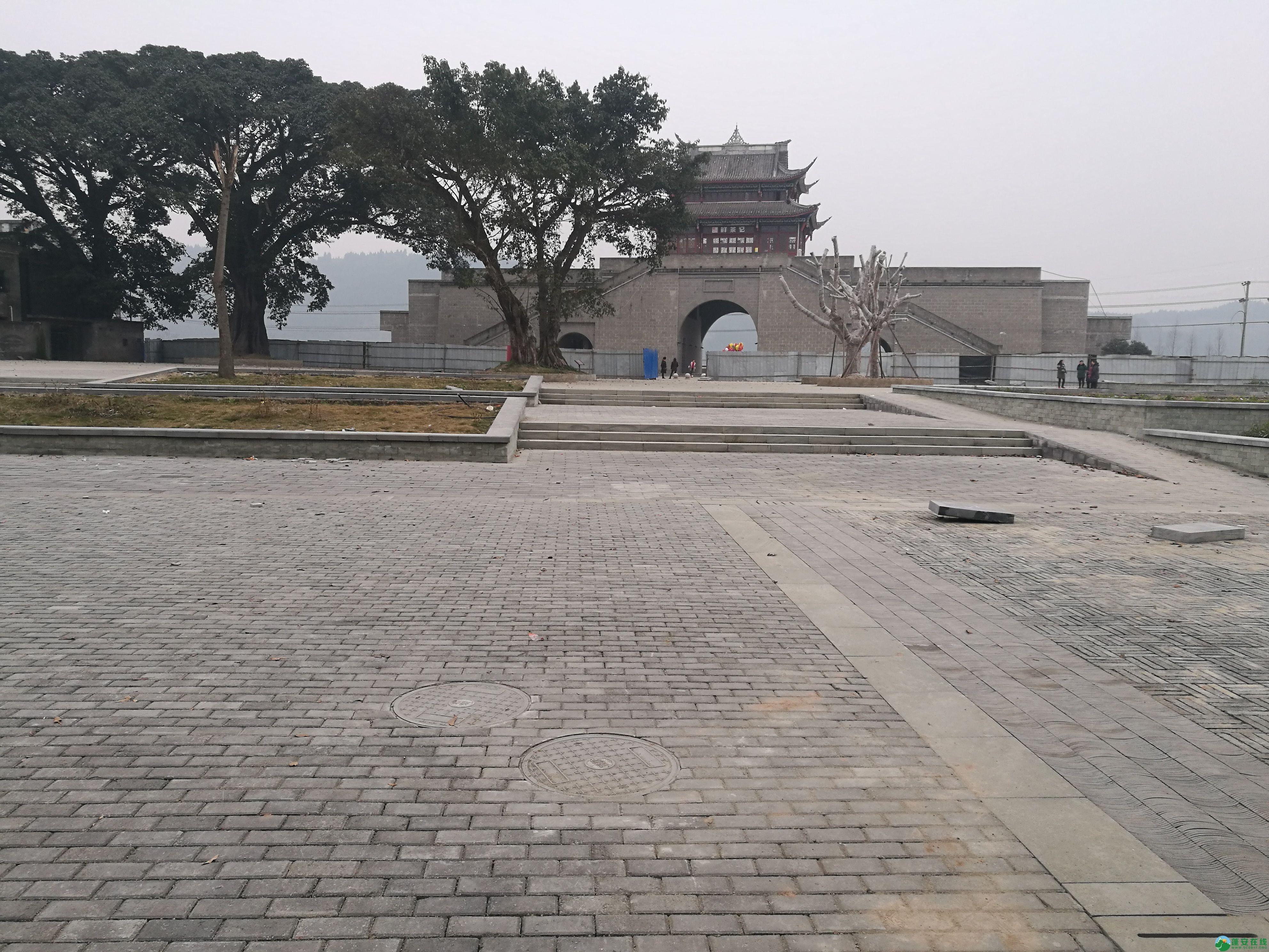 四川蓬安县锦屏相如故城复原进展(2019年1月25日) - 第7张  | 蓬安在线