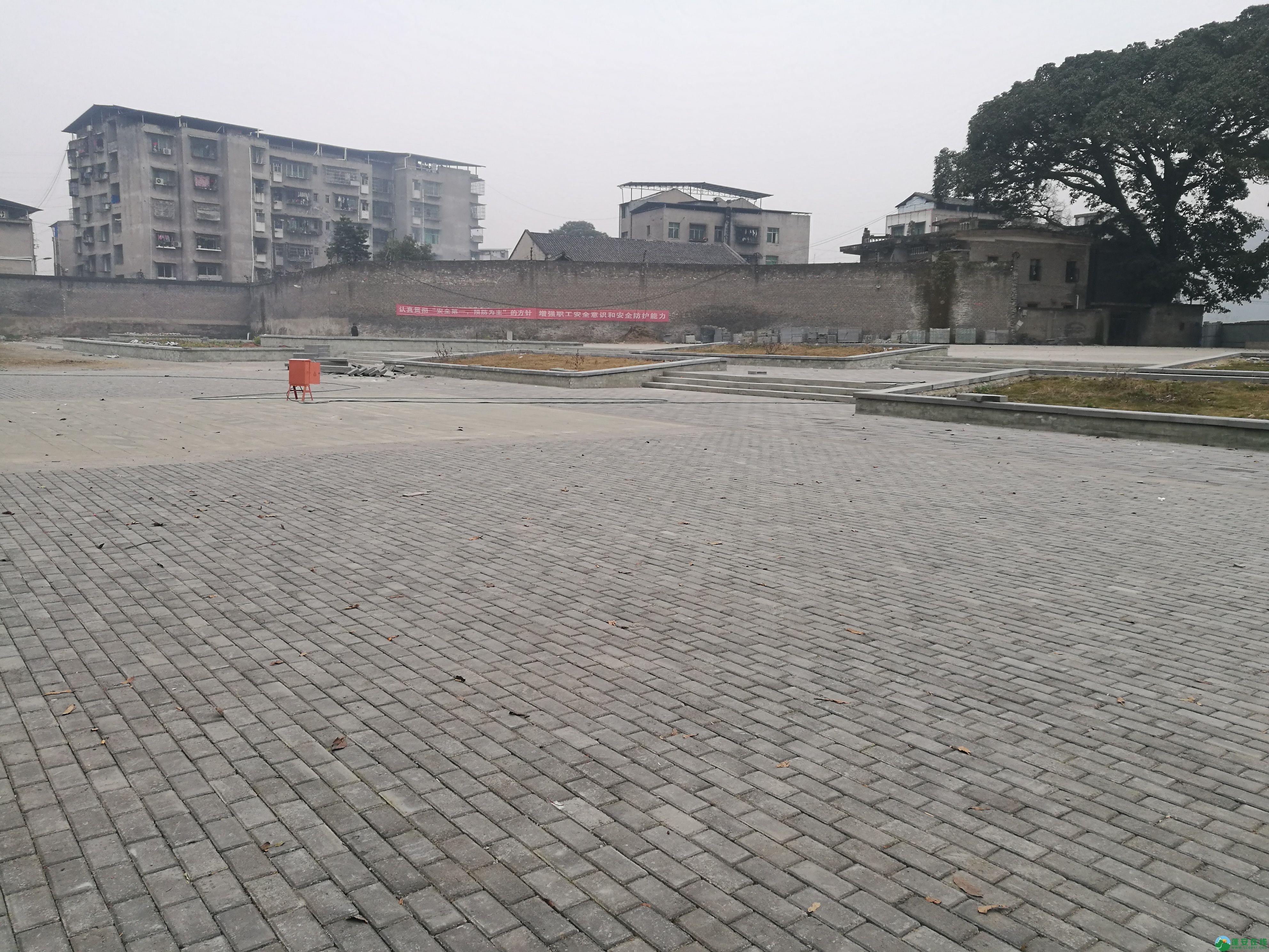 四川蓬安县锦屏相如故城复原进展(2019年1月25日) - 第8张  | 蓬安在线