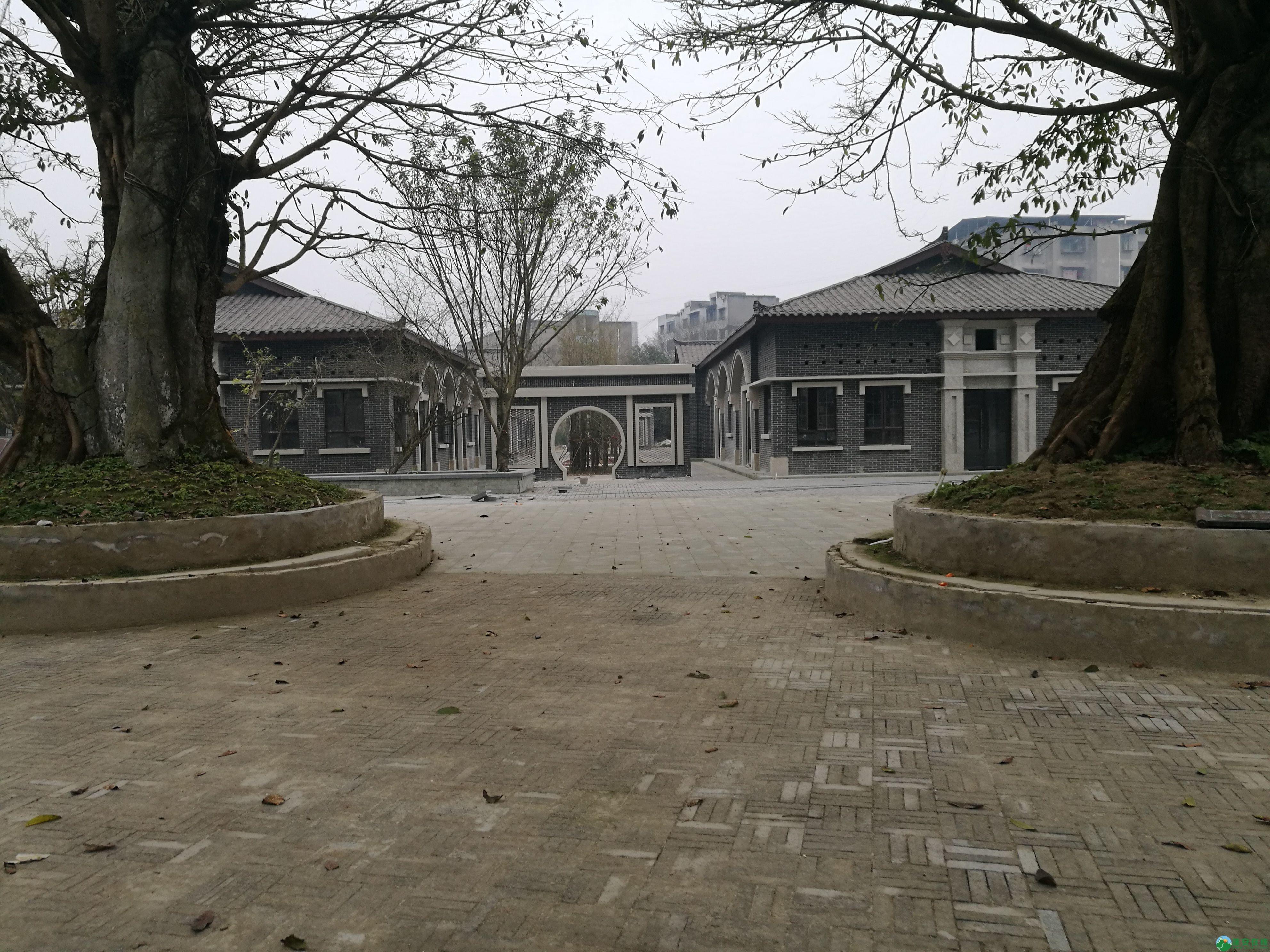 四川蓬安县锦屏相如故城复原进展(2019年1月25日) - 第10张  | 蓬安在线