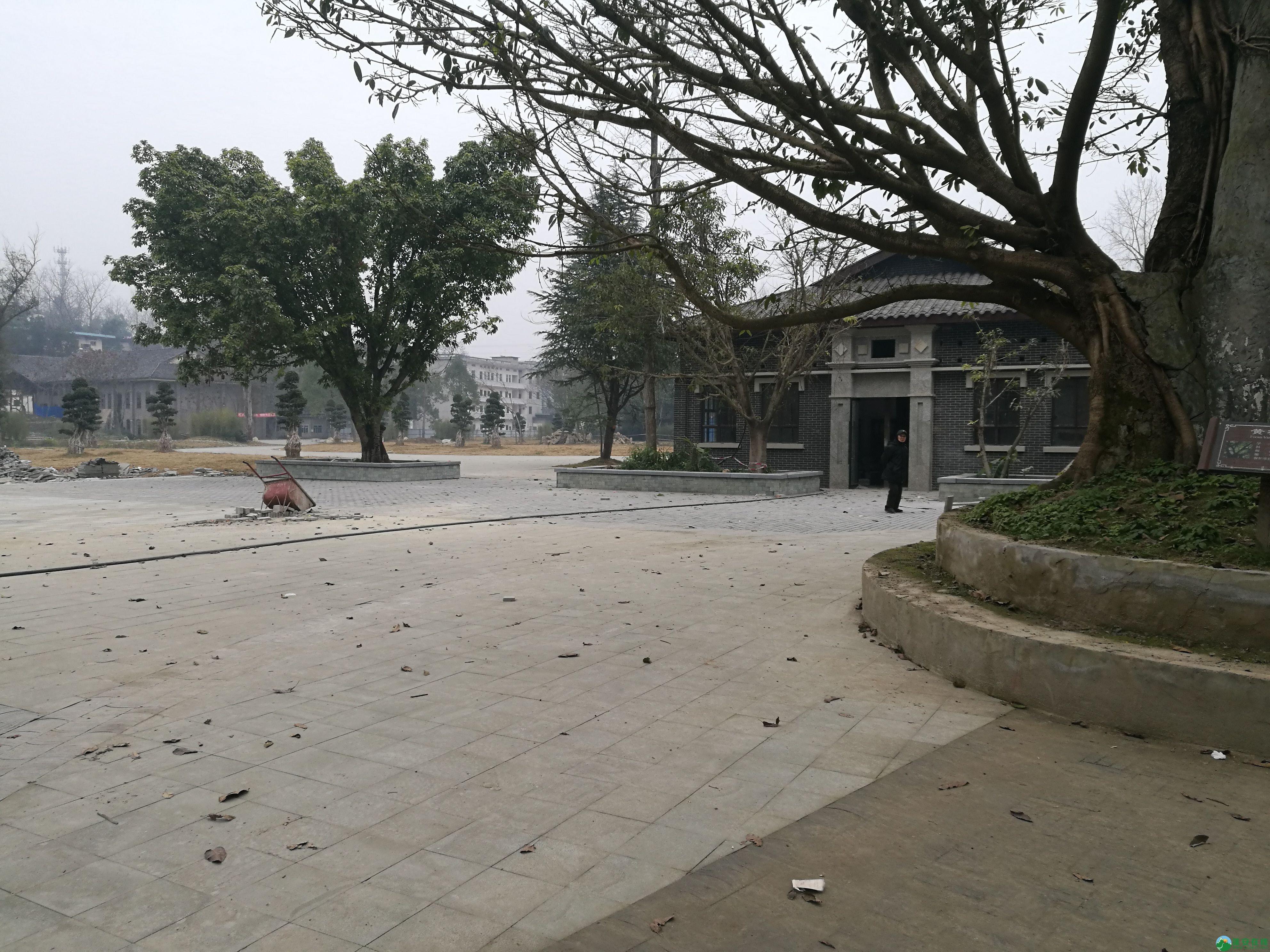 四川蓬安县锦屏相如故城复原进展(2019年1月25日) - 第11张  | 蓬安在线