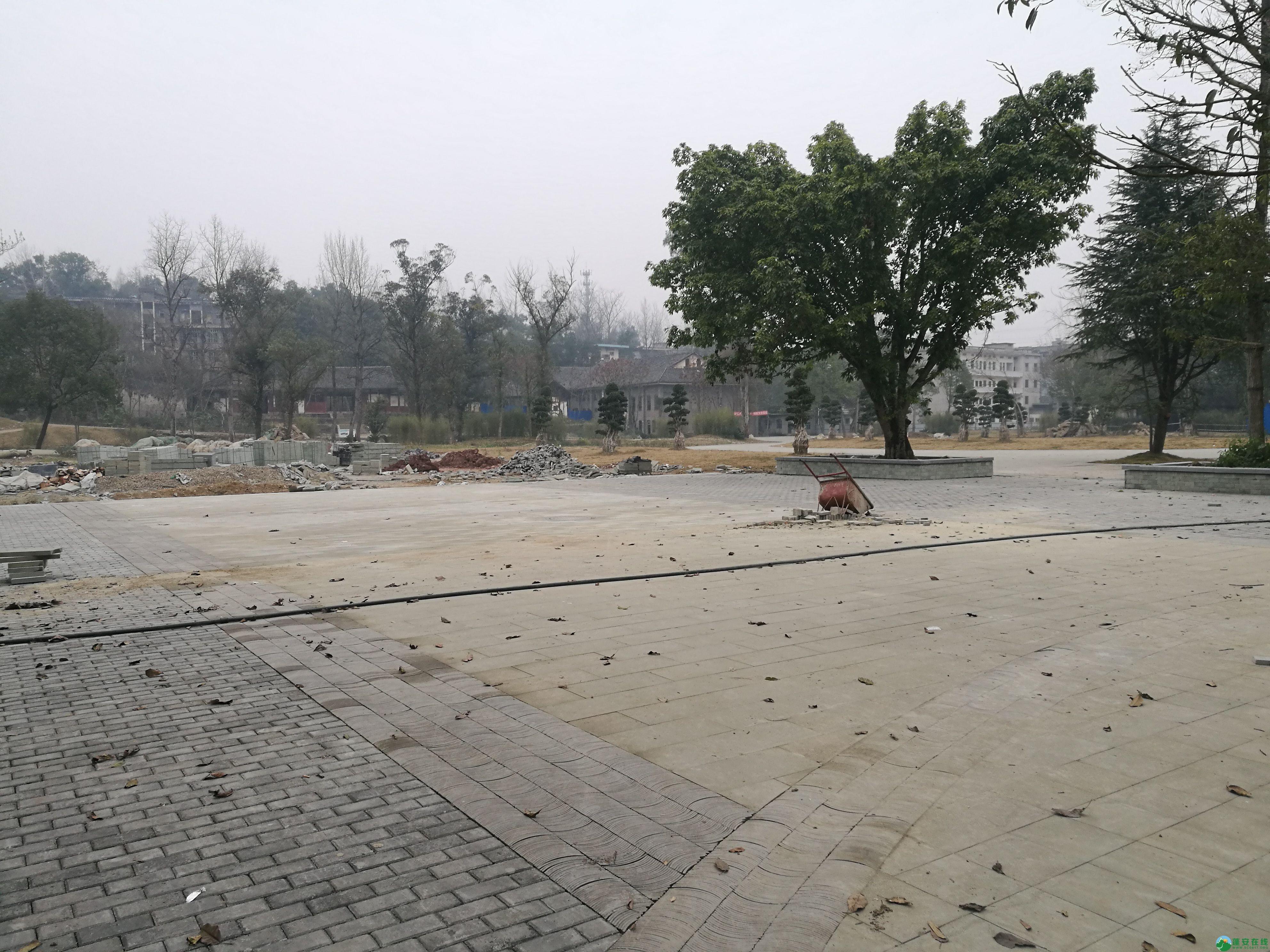 四川蓬安县锦屏相如故城复原进展(2019年1月25日) - 第12张  | 蓬安在线