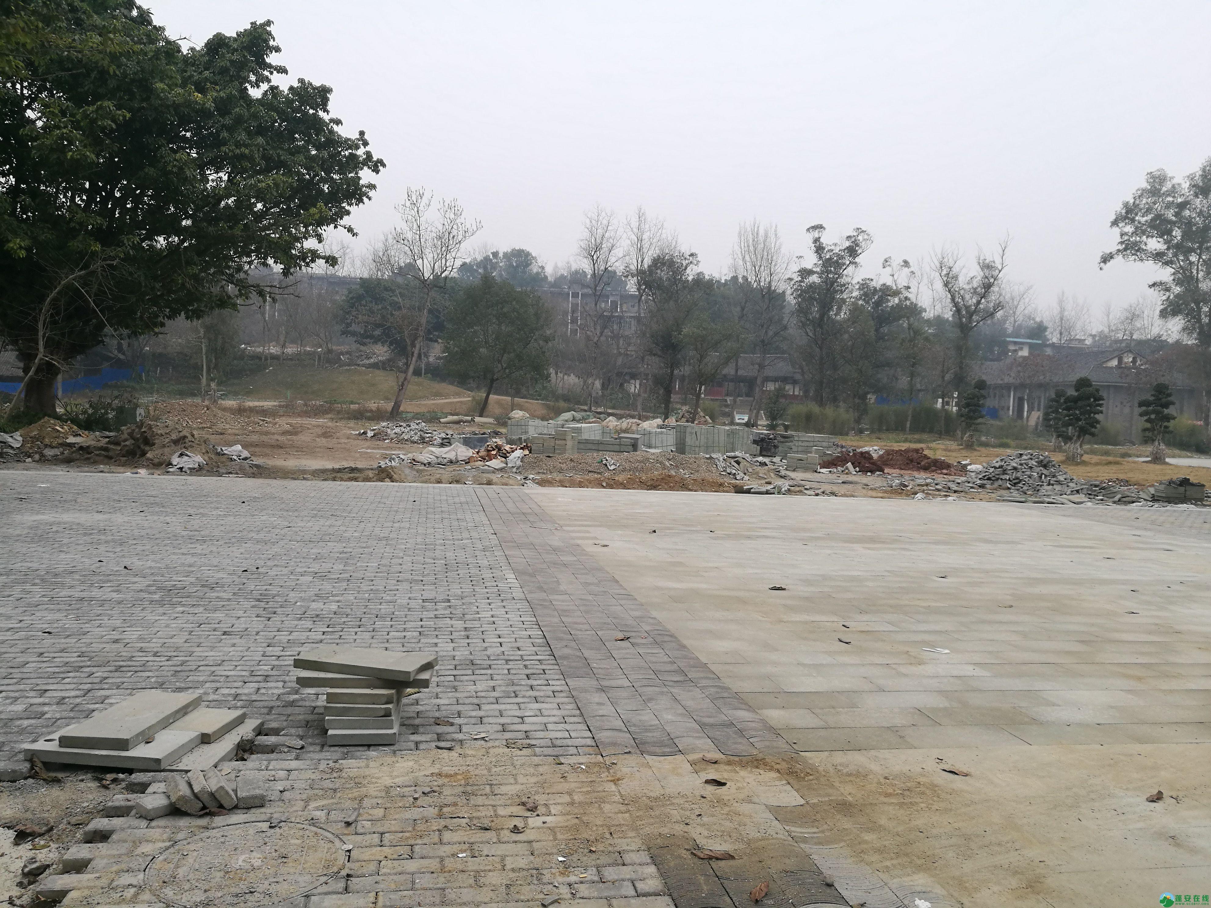 四川蓬安县锦屏相如故城复原进展(2019年1月25日) - 第13张  | 蓬安在线