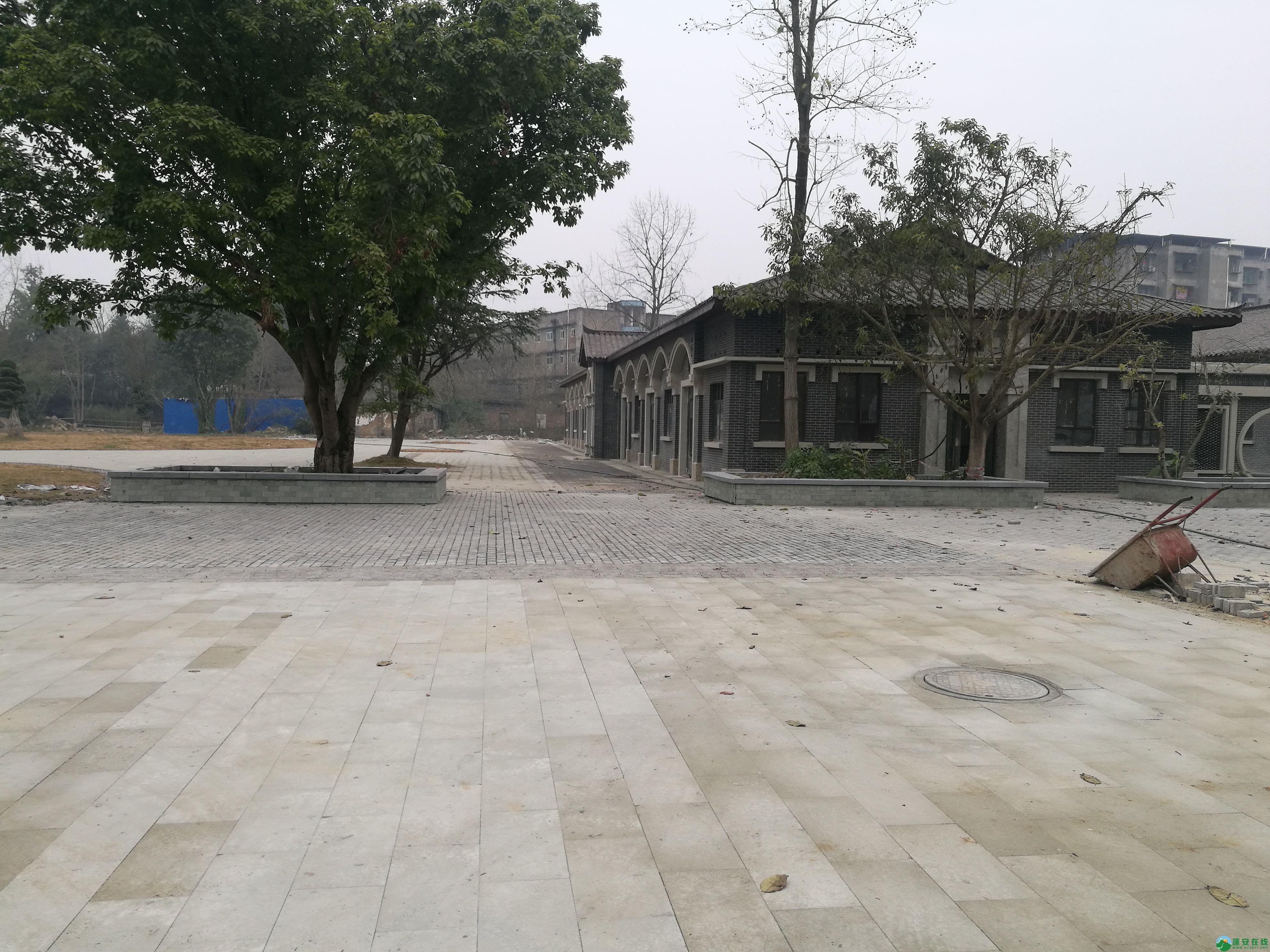 四川蓬安县锦屏相如故城复原进展(2019年1月25日) - 第15张  | 蓬安在线