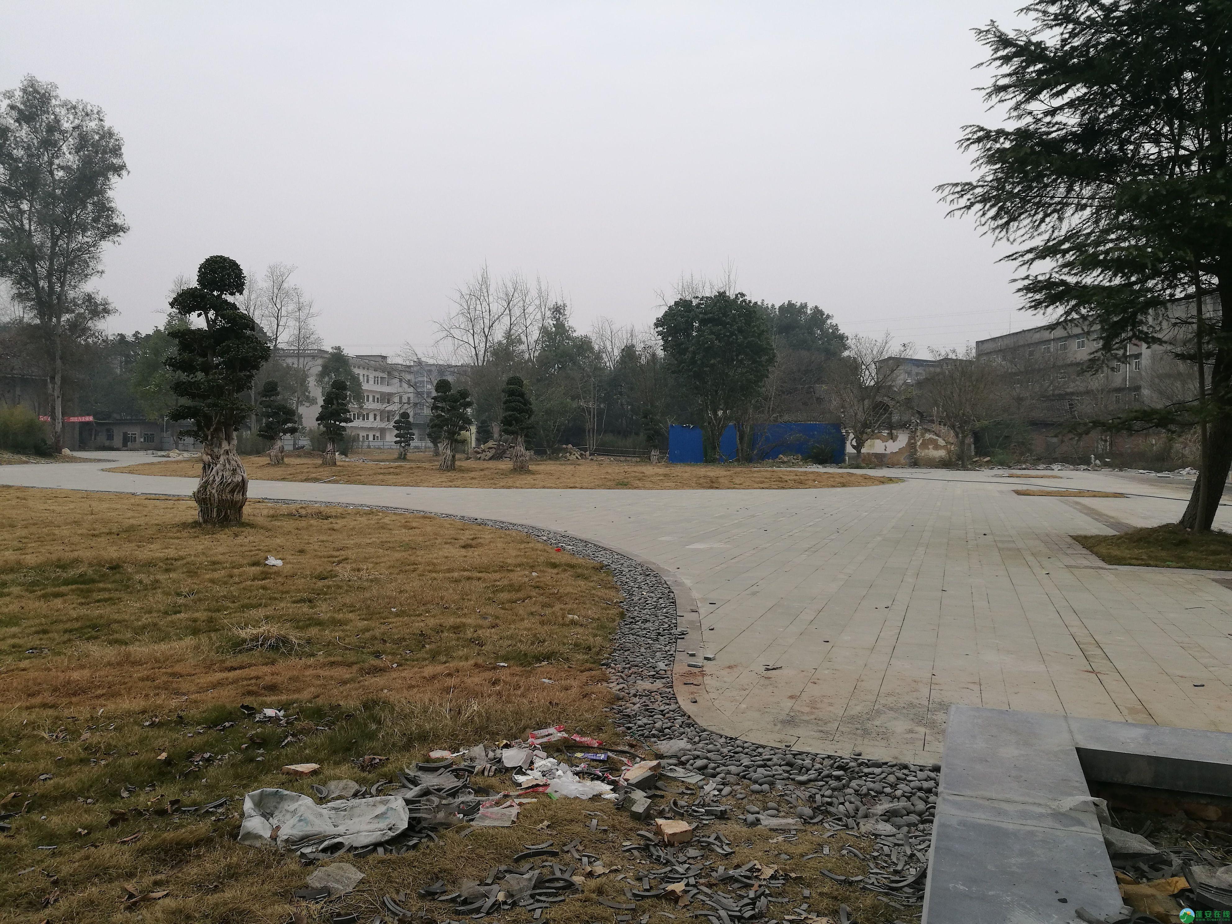 四川蓬安县锦屏相如故城复原进展(2019年1月25日) - 第17张  | 蓬安在线