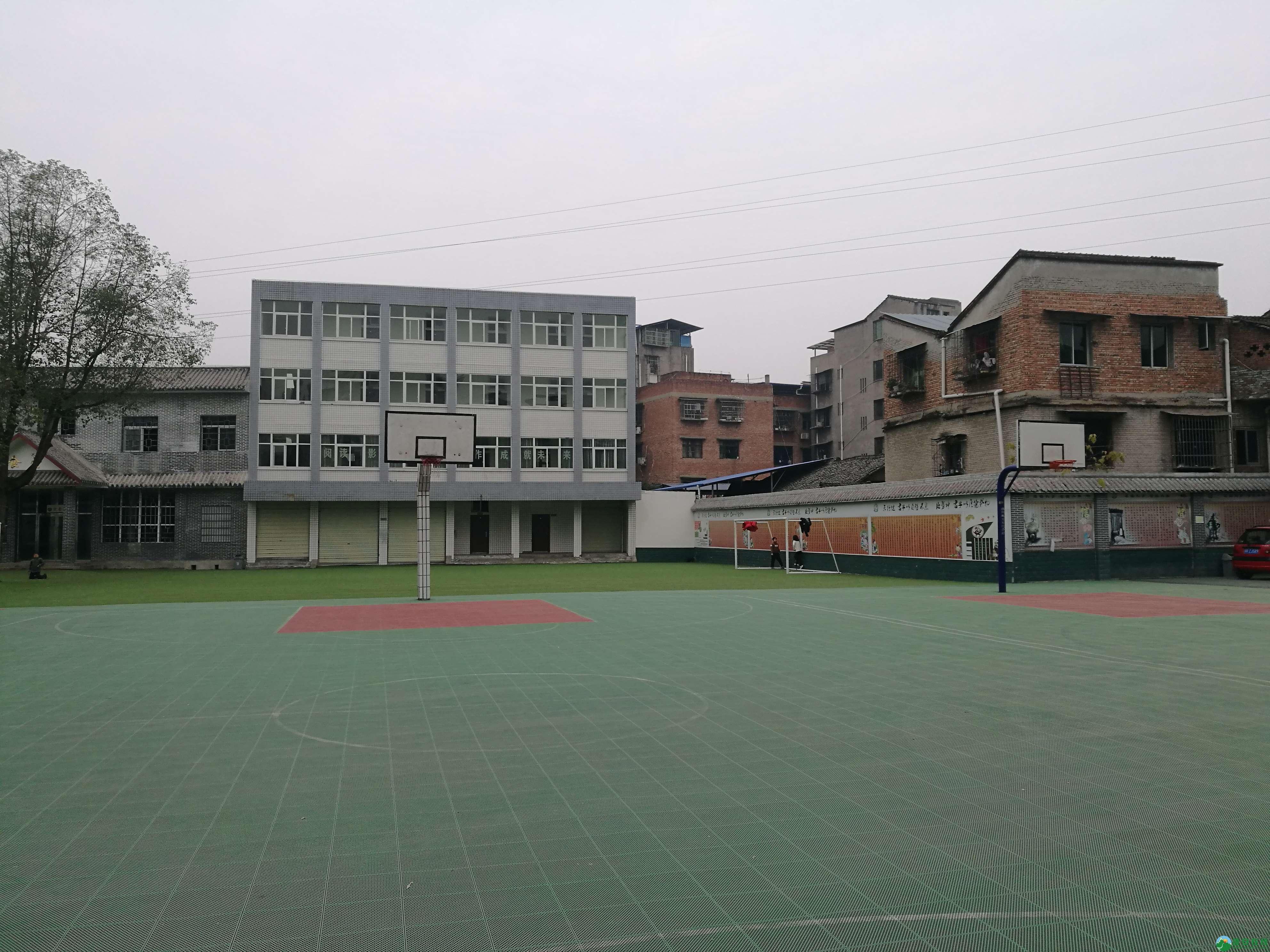 近二十年后再次走进锦屏小学 - 第4张  | 蓬安在线