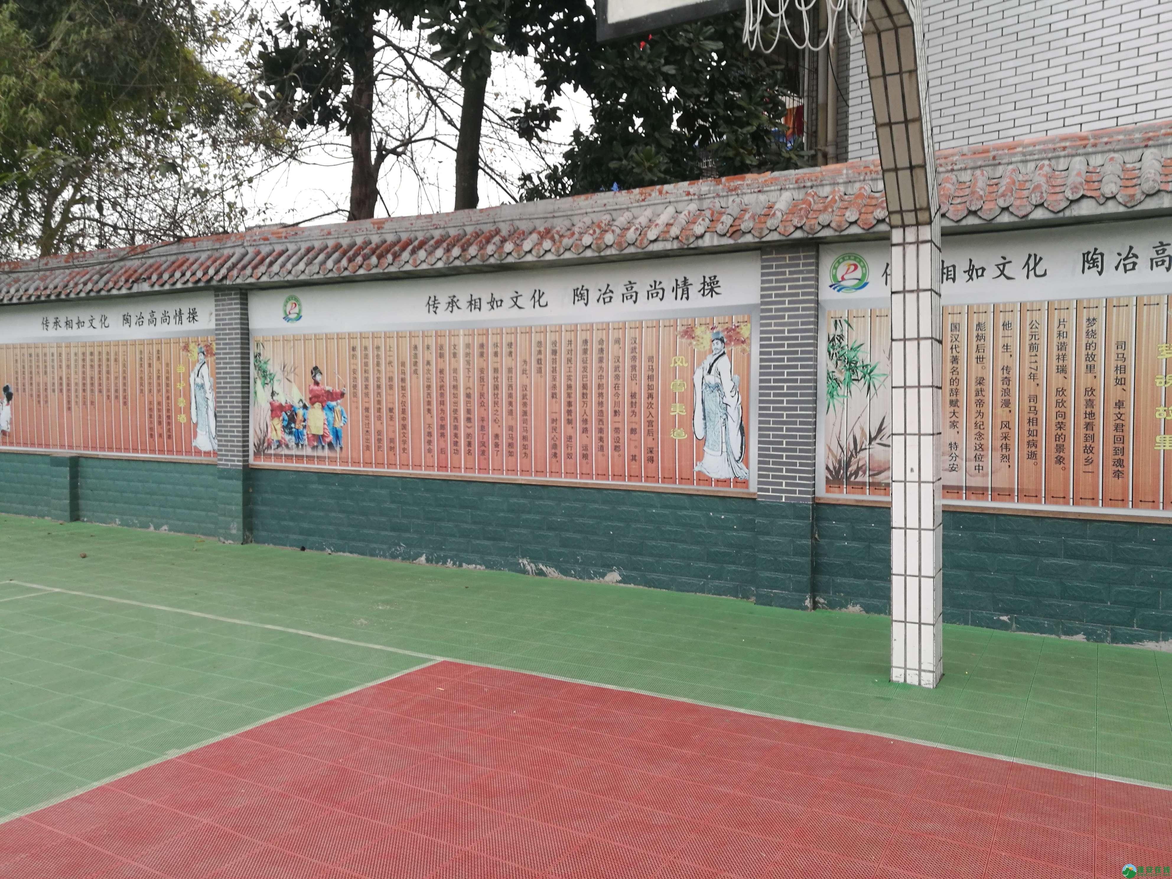 近二十年后再次走进锦屏小学 - 第7张  | 蓬安在线