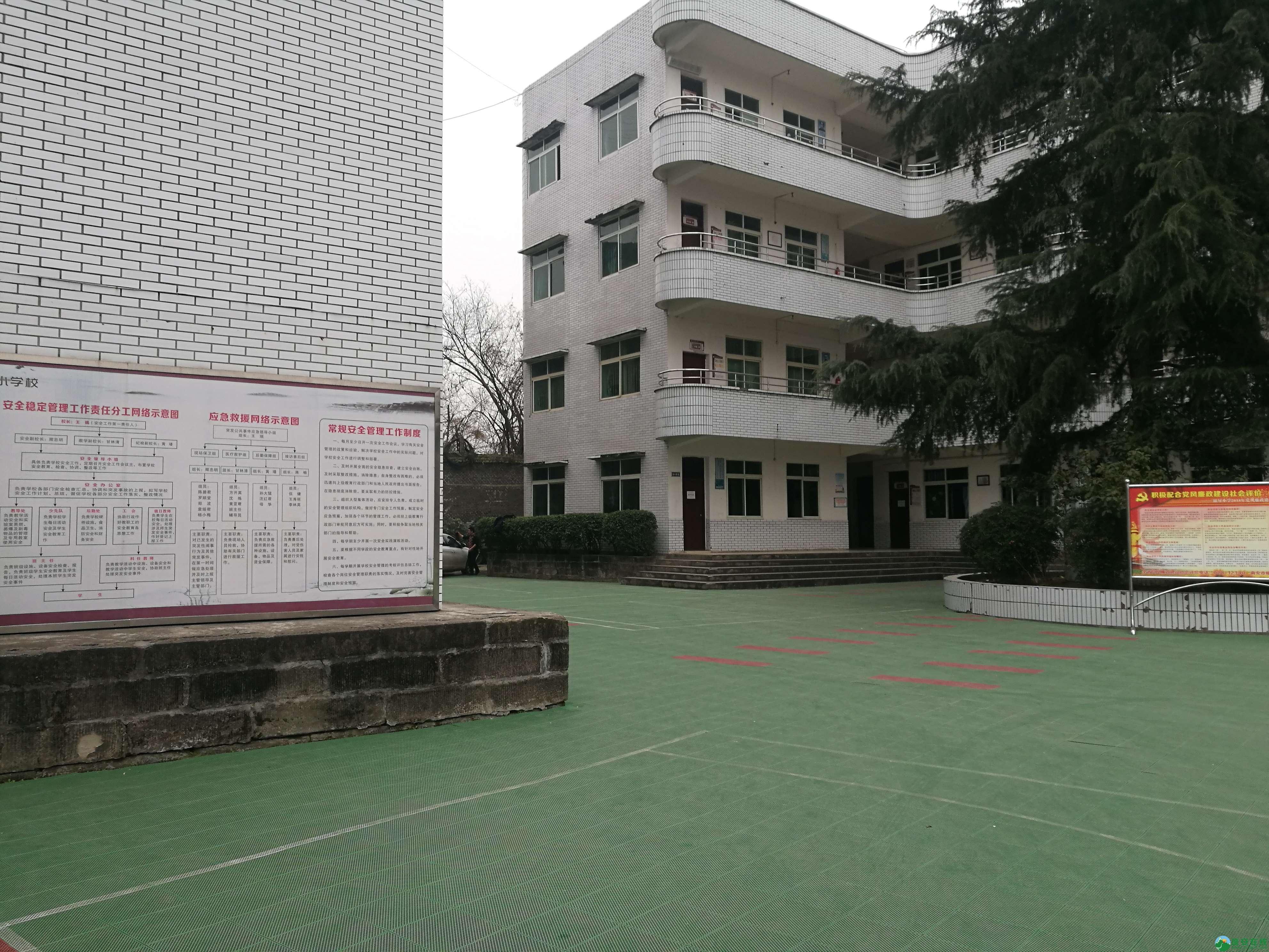 近二十年后再次走进锦屏小学 - 第8张  | 蓬安在线