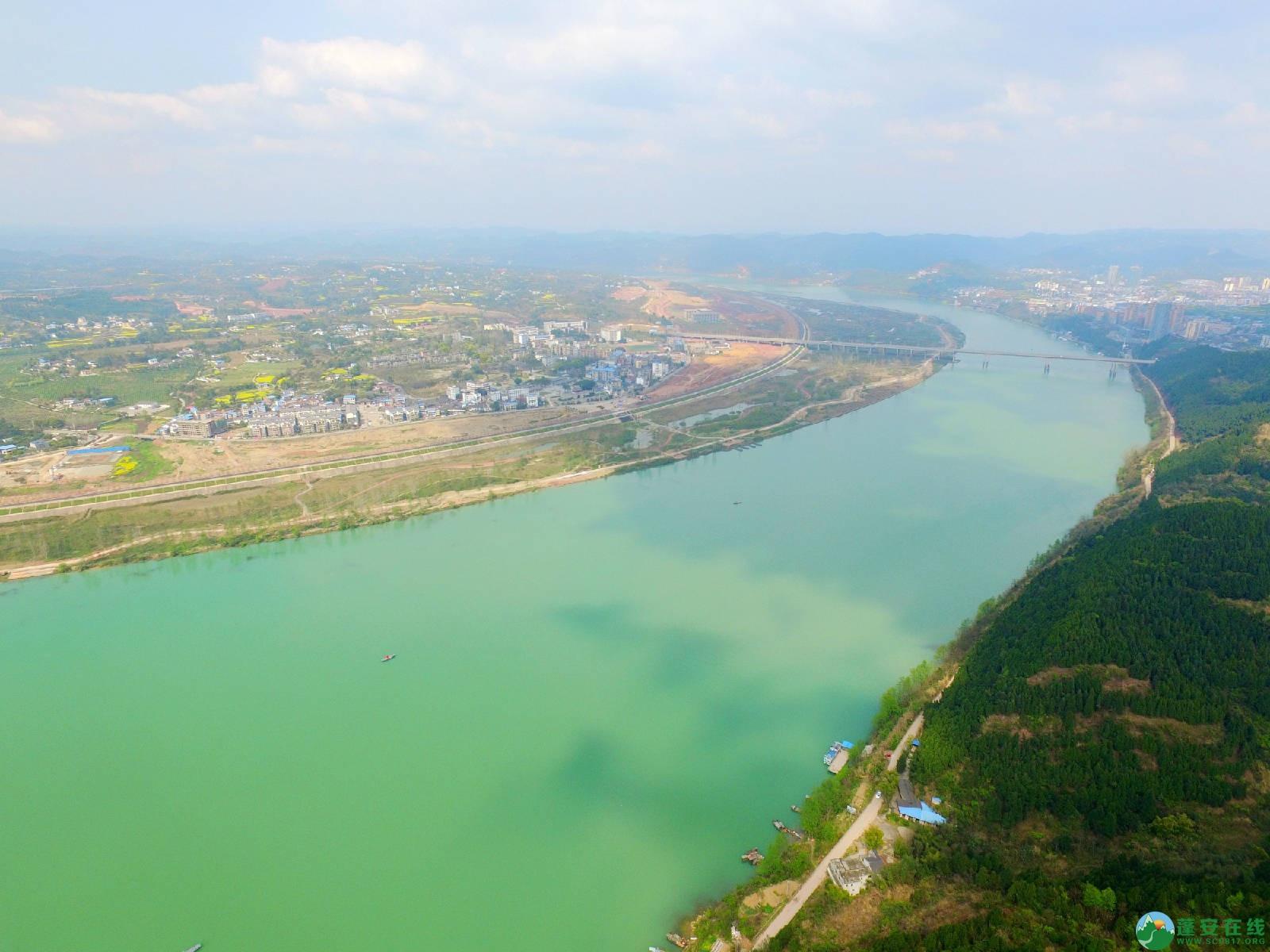 蓬安嘉陵江三桥新进展(2019.3.18) - 第5张  | 蓬安在线