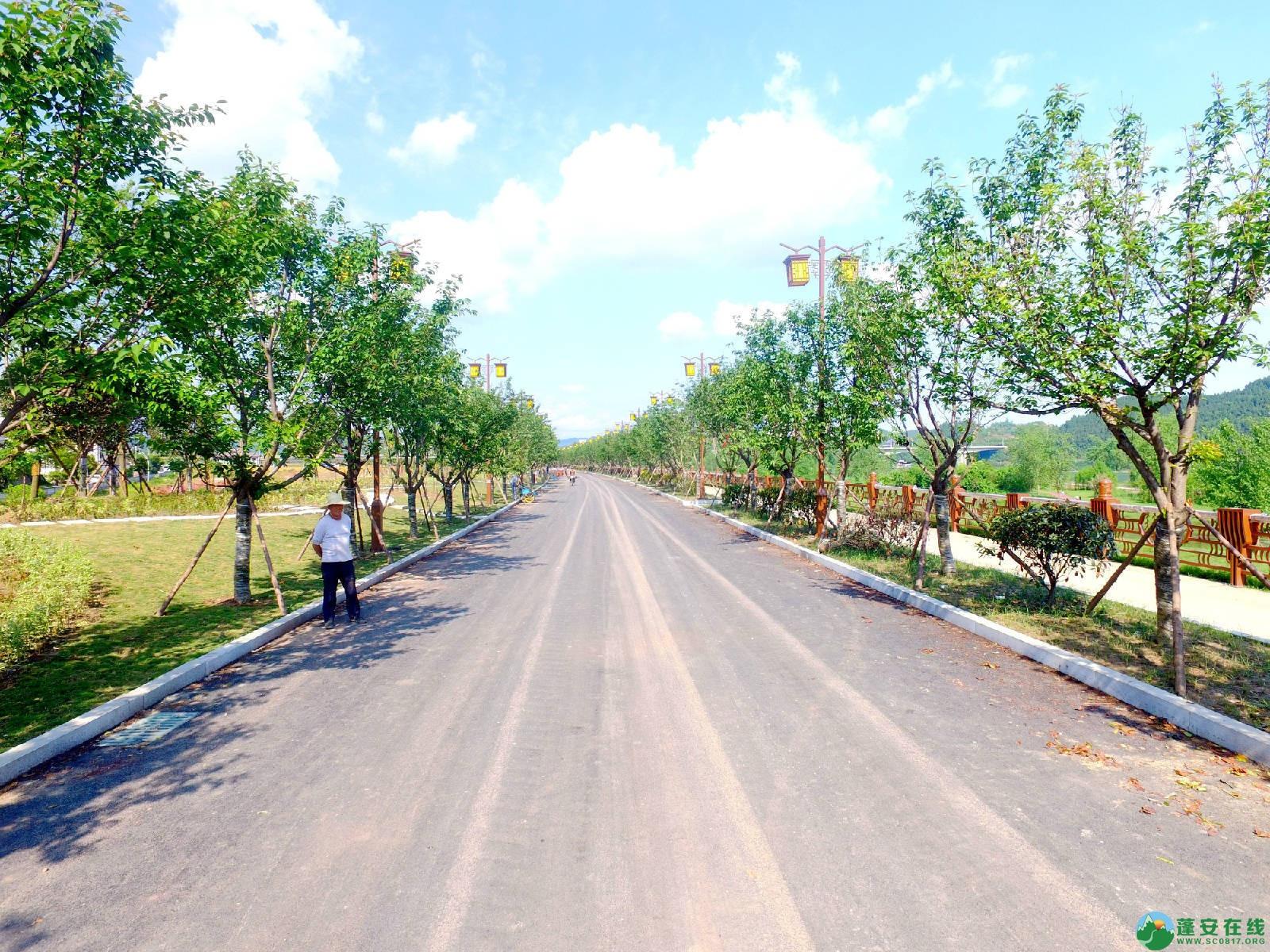蓬安县相如故城建设进展!(2019年4月21) - 第4张  | 蓬安在线