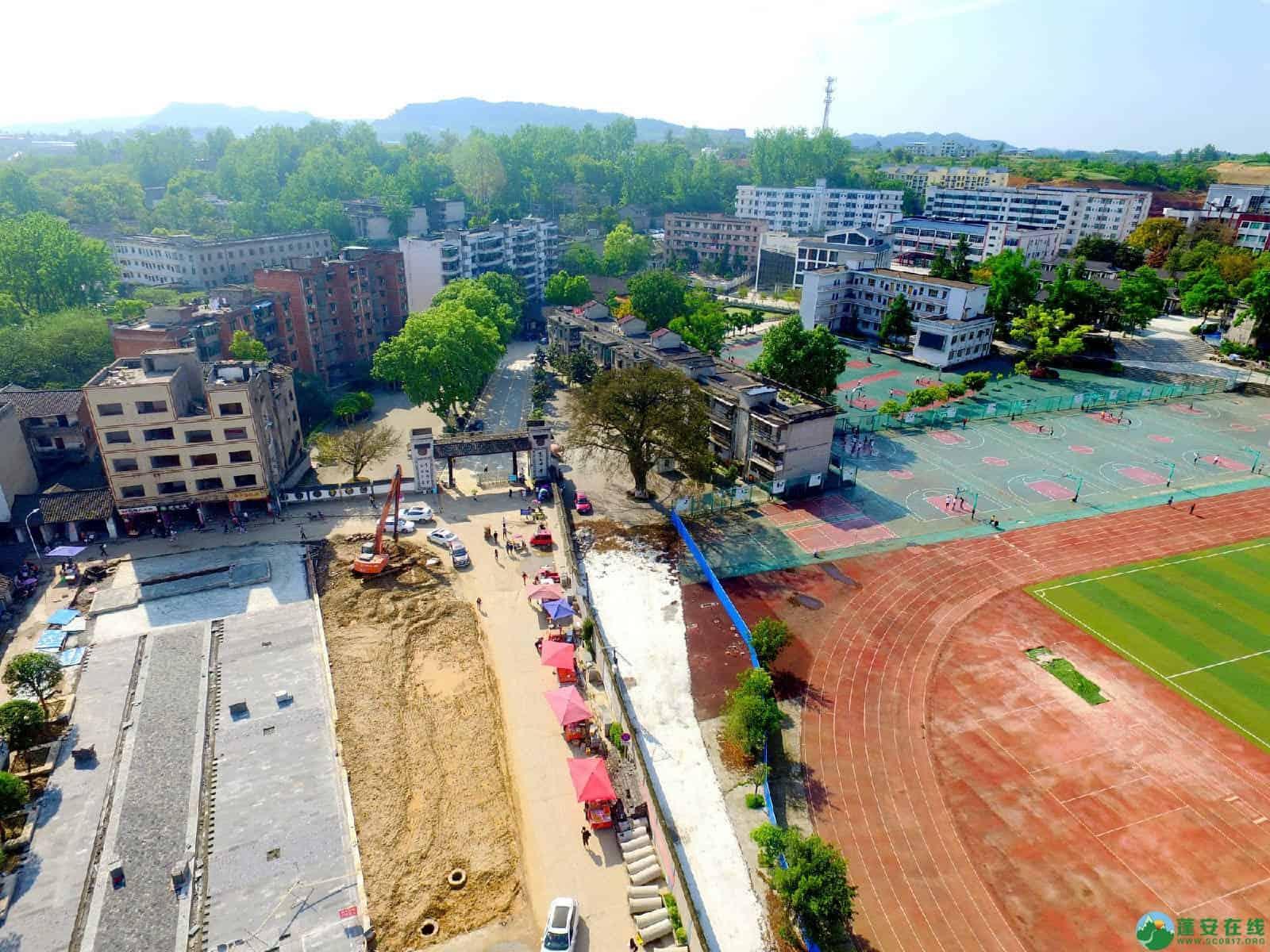 蓬安县相如故城建设进展!(2019年4月21) - 第9张  | 蓬安在线