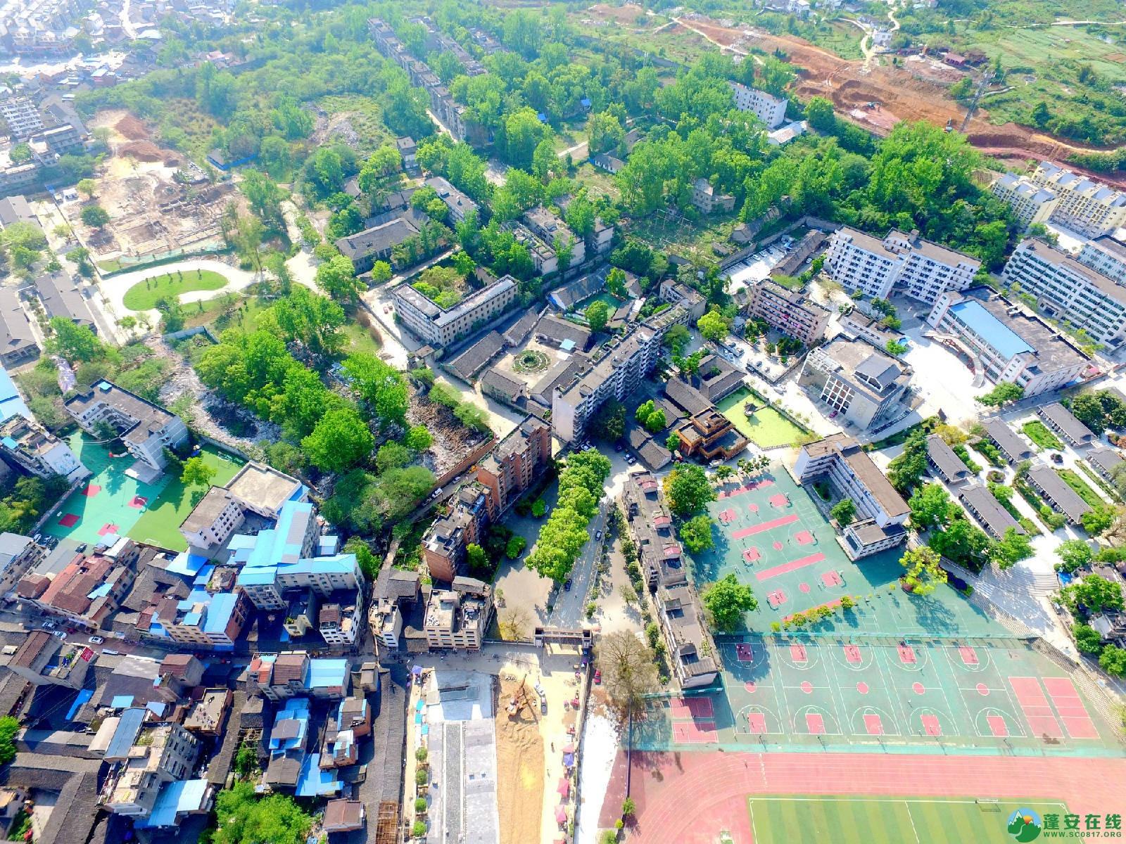 蓬安县相如故城建设进展!(2019年4月21) - 第10张  | 蓬安在线