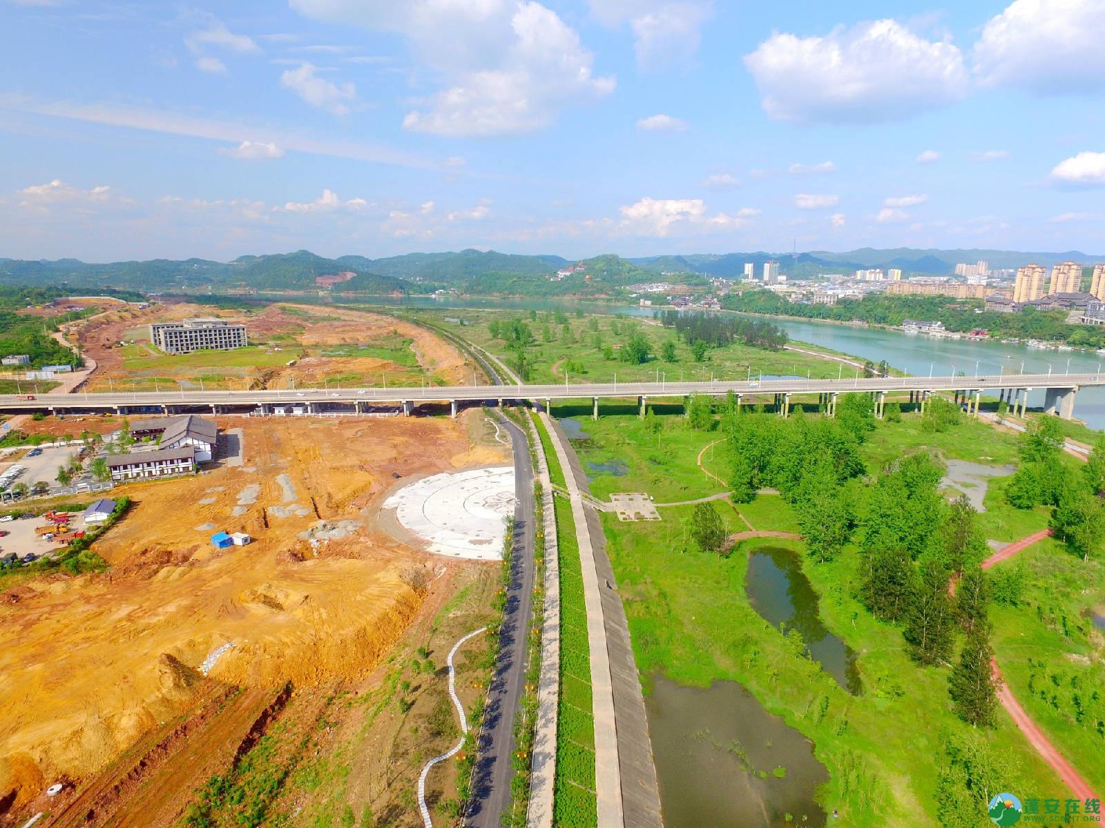 蓬安县相如故城建设进展!(2019年4月21) - 第13张  | 蓬安在线
