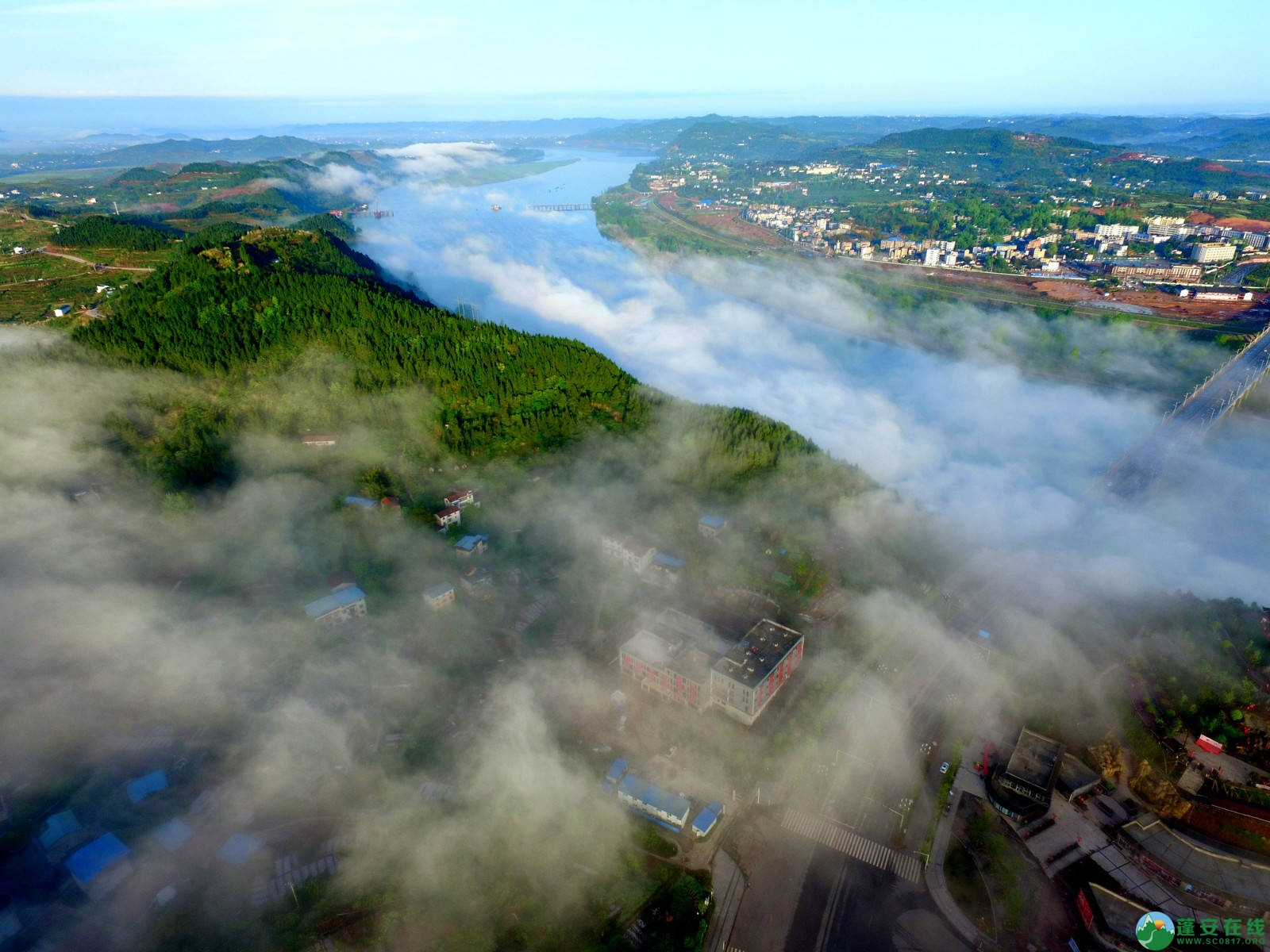 雾境蓬安 - 第26张  | 蓬安在线