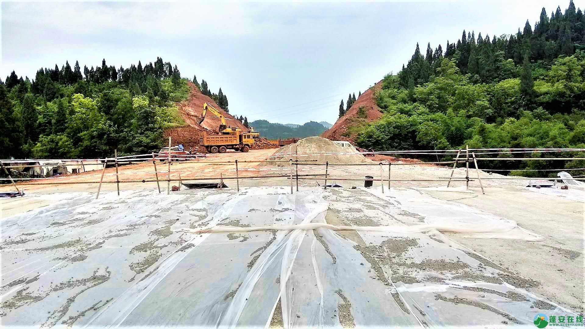 顺蓬营一级公路蓬安段最新进展(2019年05月28日) - 第10张  | 蓬安在线