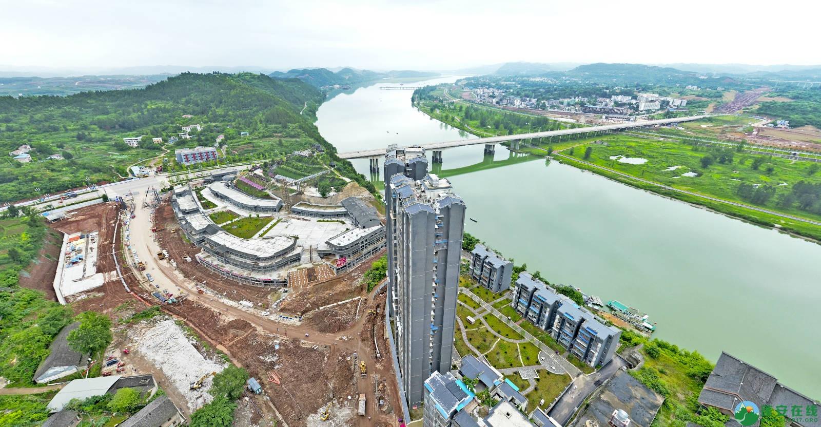 蓬安县嘉陵西路改建工程进展(2019-06-16) - 第2张  | 蓬安在线
