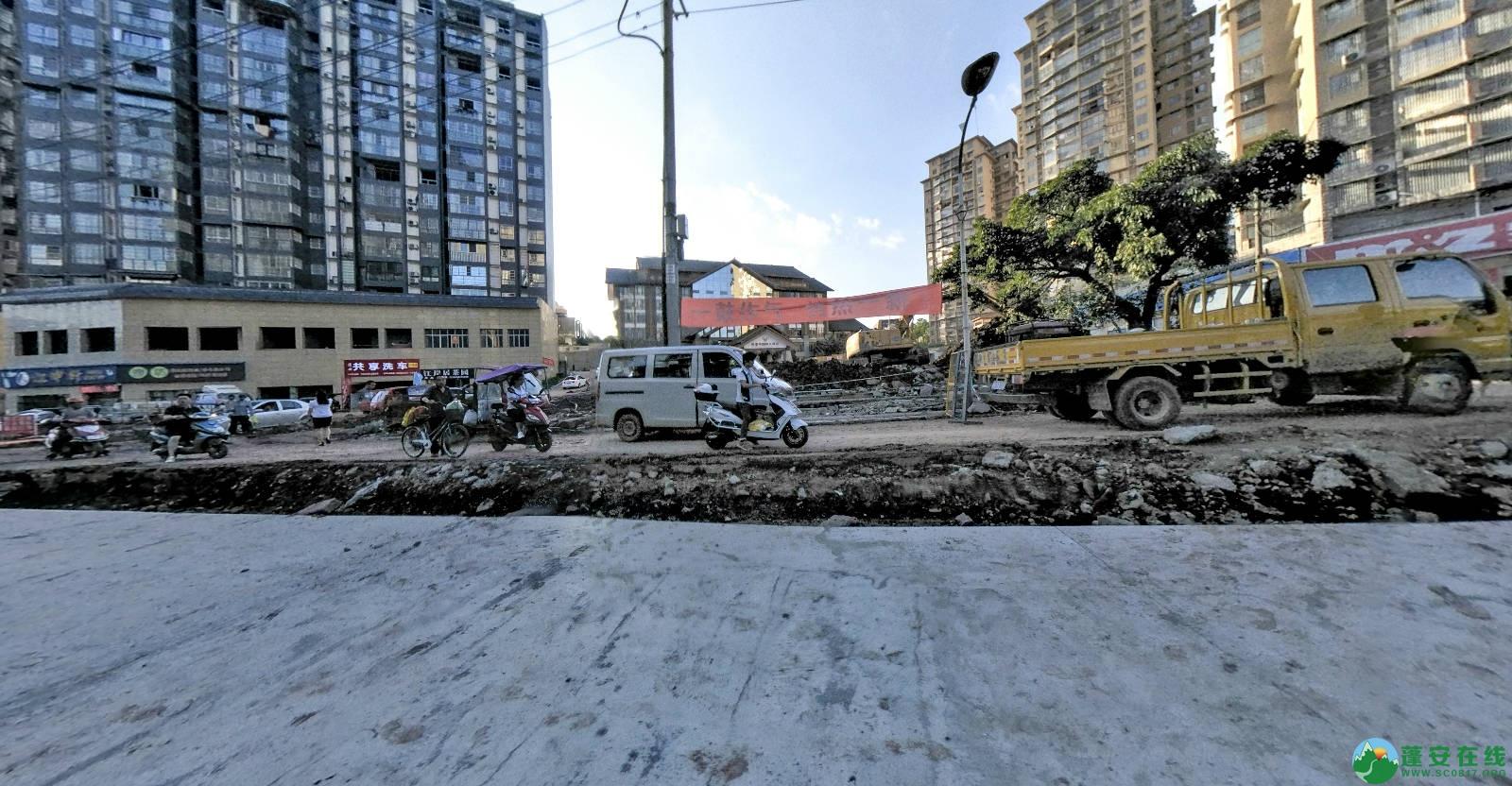 蓬安县嘉陵西路改建工程进展(2019-06-16) - 第7张  | 蓬安在线