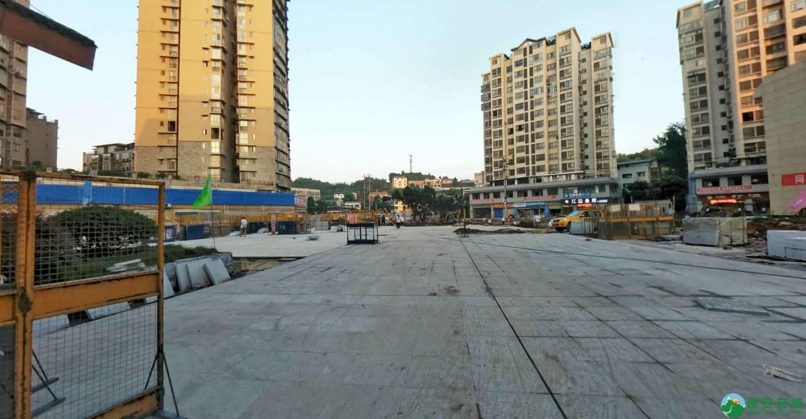 蓬安县嘉陵西路改建工程进展(2019-06-16) - 第8张  | 蓬安在线