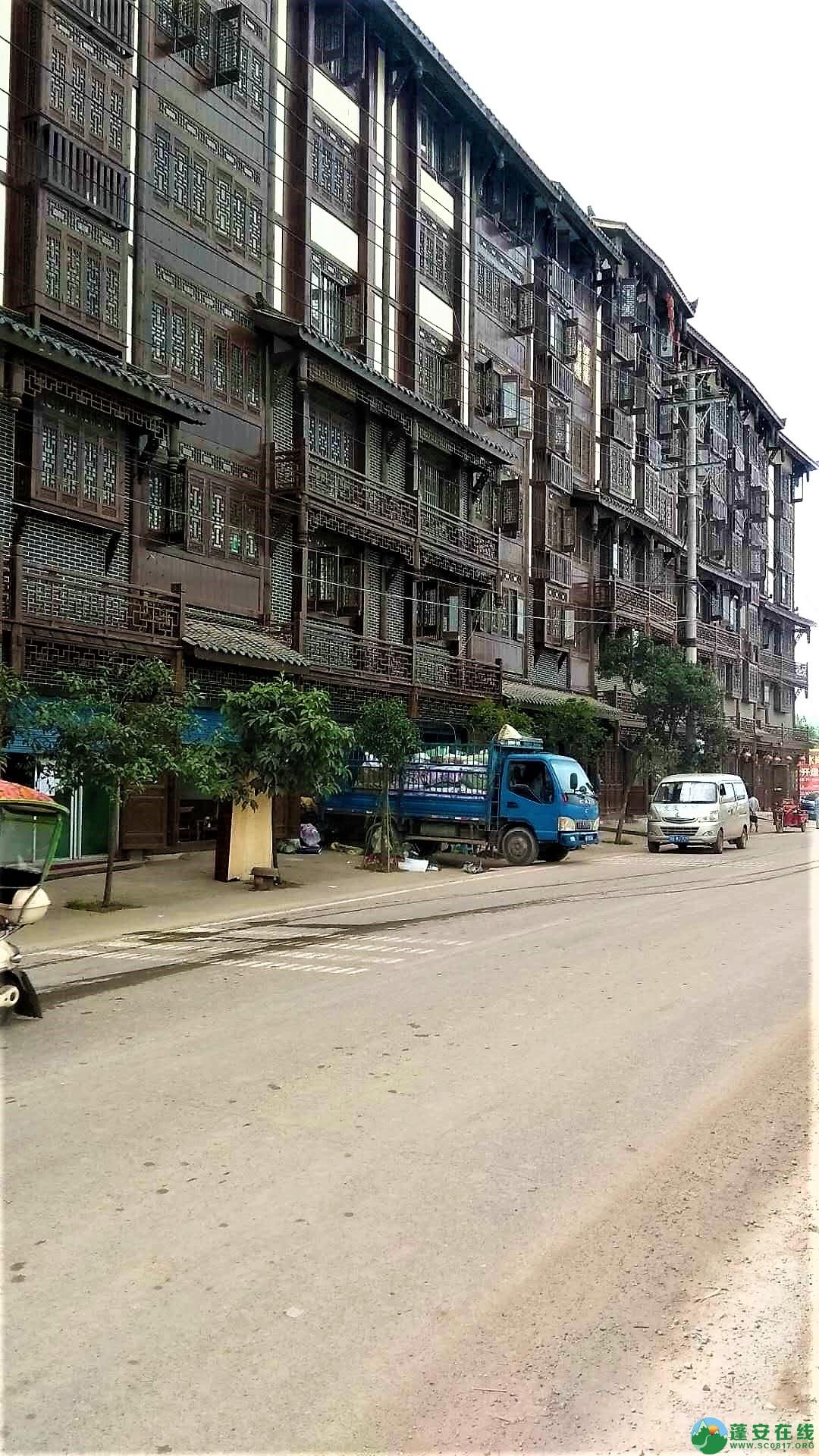 蓬安锦屏新区建设进度一览(2019年06月29日) - 第1张  | 蓬安在线