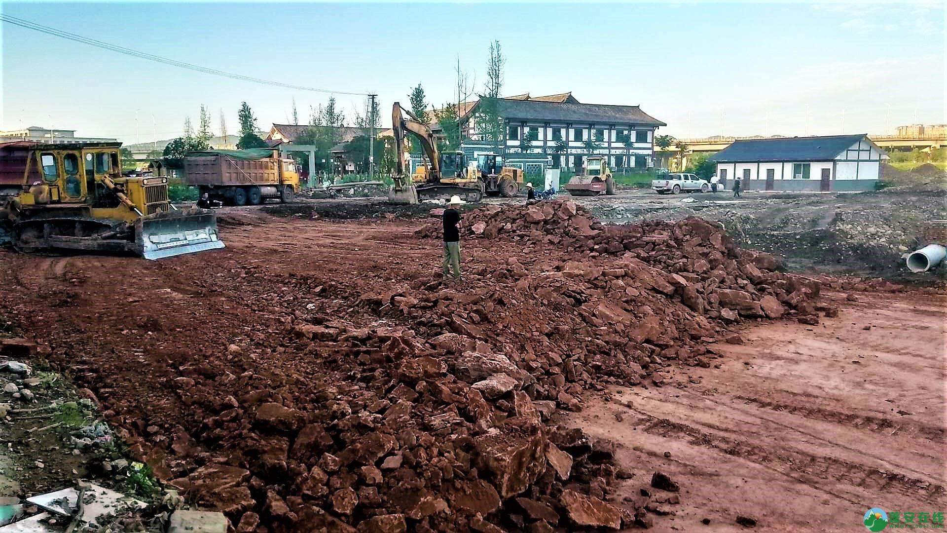 蓬安锦屏新区建设进度一览(2019年06月29日) - 第20张  | 蓬安在线